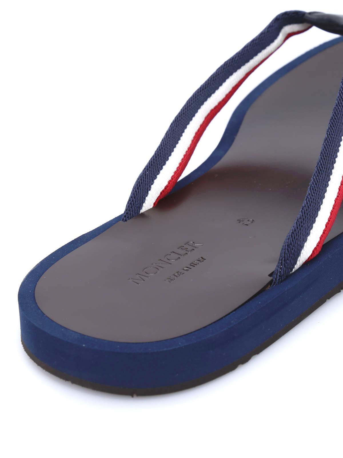 f7933996dd8d Moncler - New Ajaccio flip flops - flip flops - 1013500 07951 743