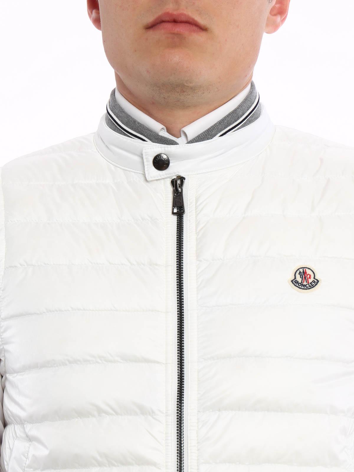 finest selection 363fd f4c10 Moncler - Piumino smanicato - giacche imbottite - B1 091 ...