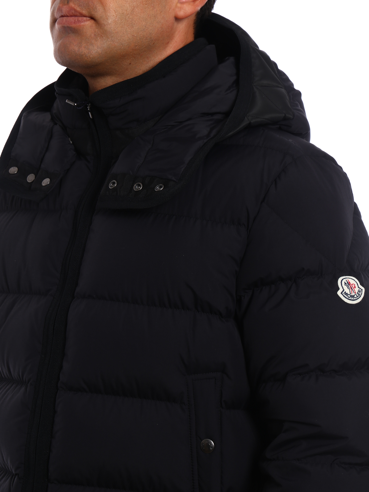 7d331a157 Moncler - Tanguy hooded puffer jacket - padded jackets - C2 091 ...