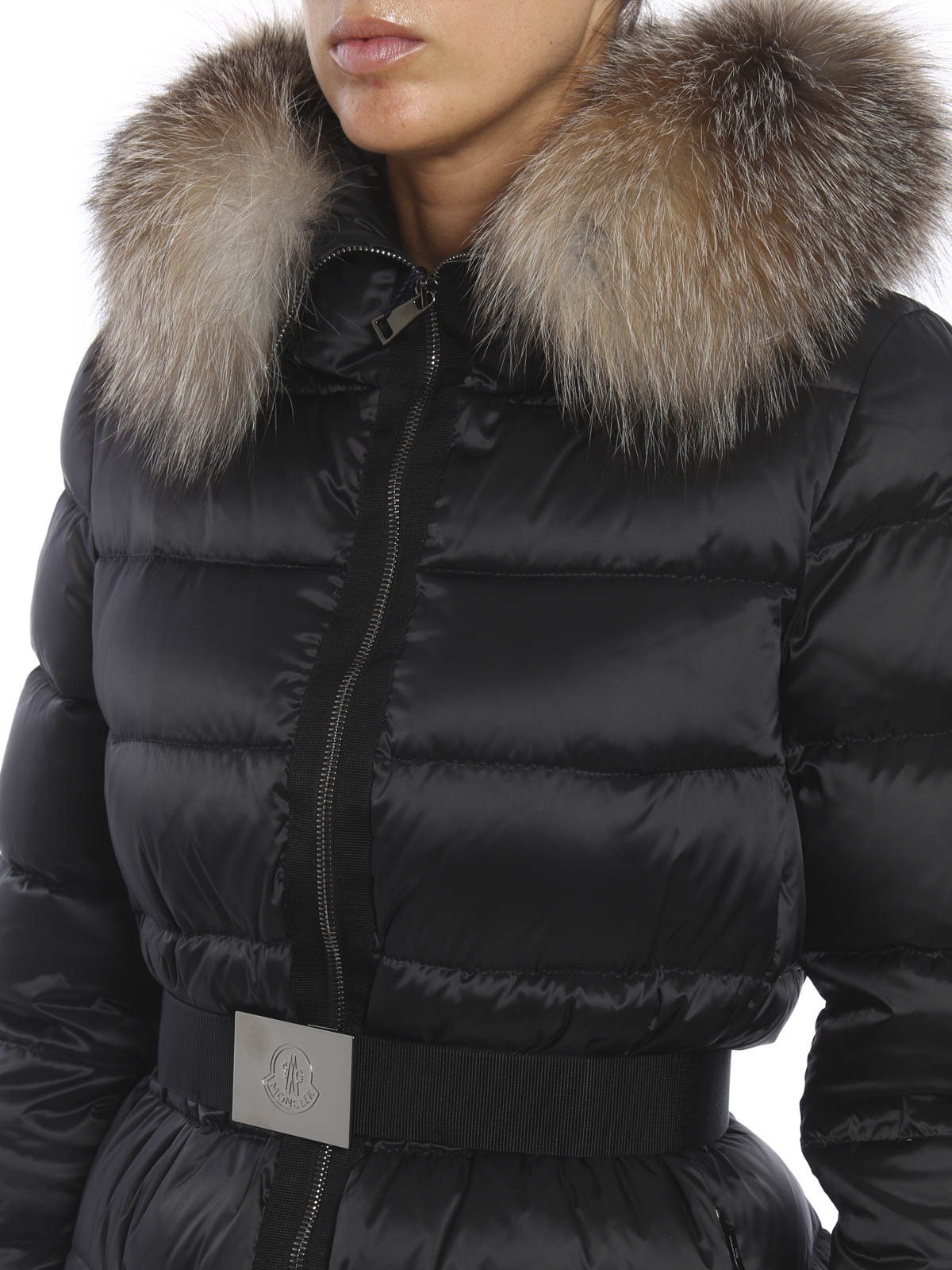 MONCLER buy online Tatie quilted and padded jacket