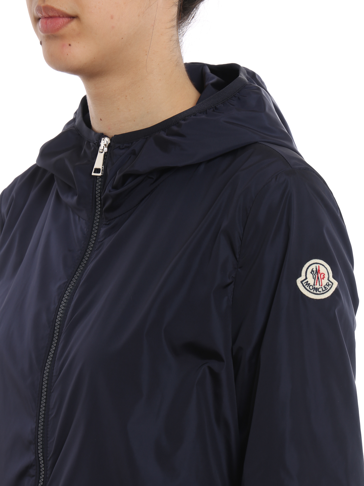 2f1d2c4b8 Moncler - Vive dark blue waterproof jacket - casual jackets ...