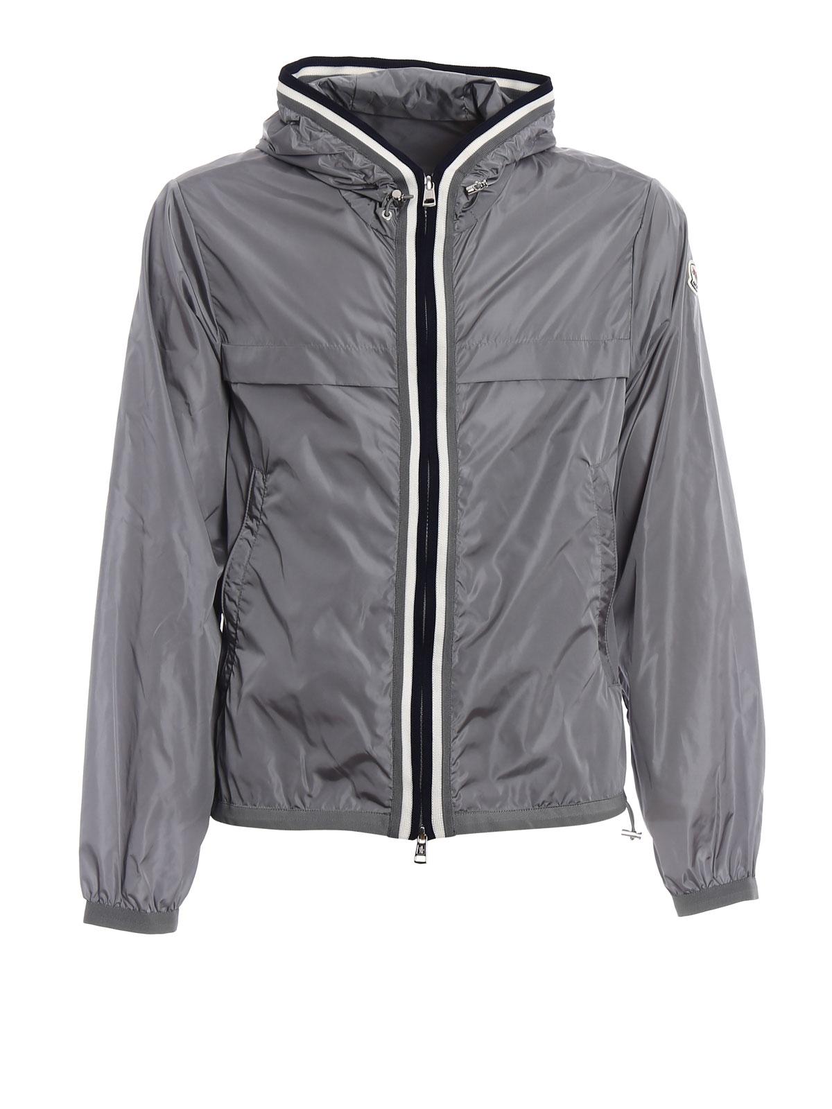moncler anton jacket grey