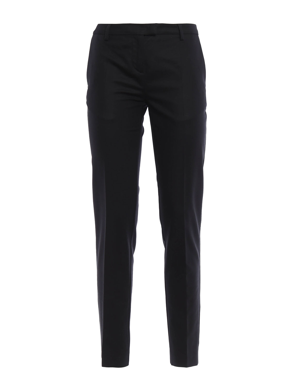 Cotton tailored trousers by Moncler