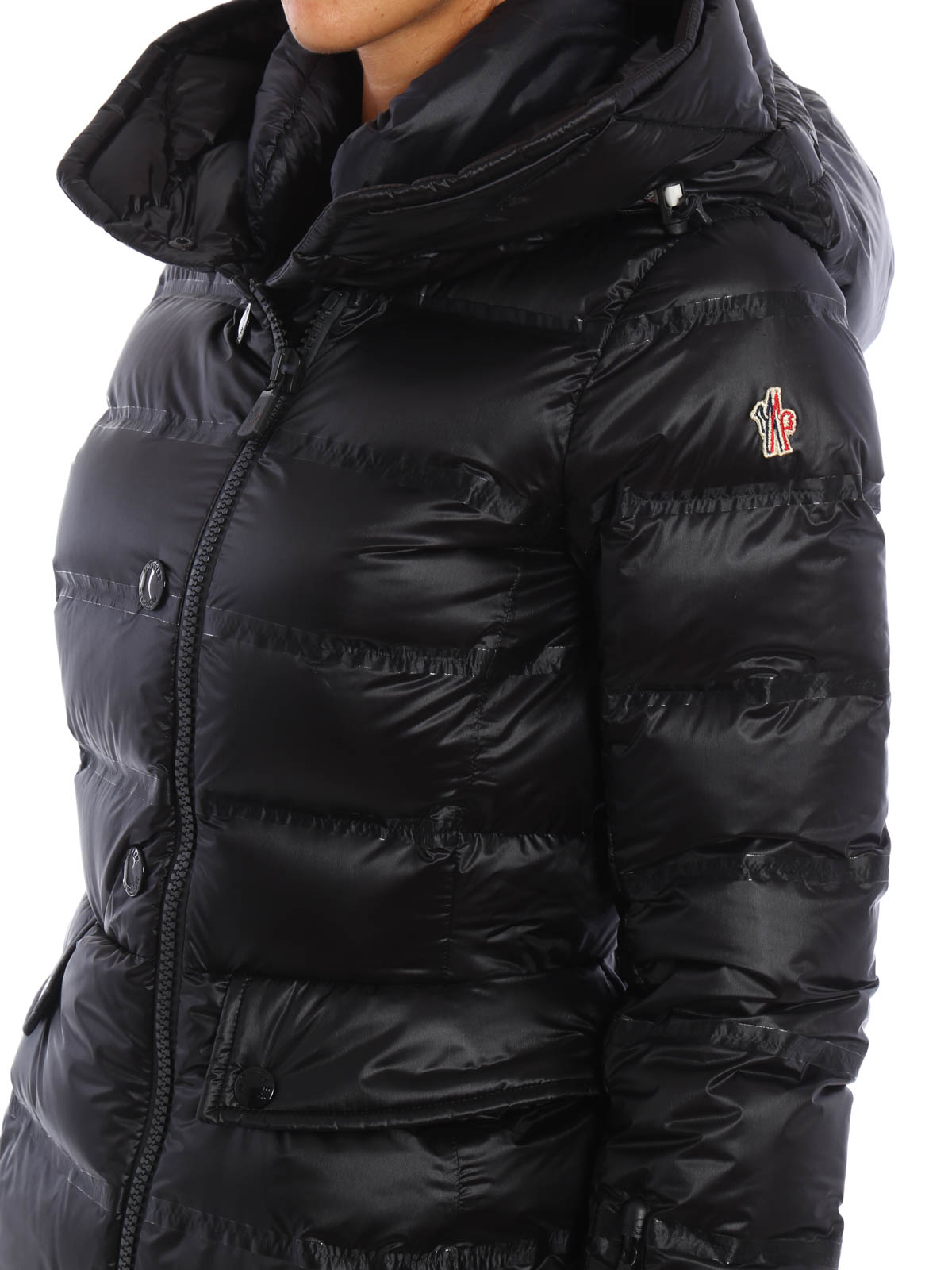 MONCLER GRENOBLE buy online Armonique quilted and padded jacket