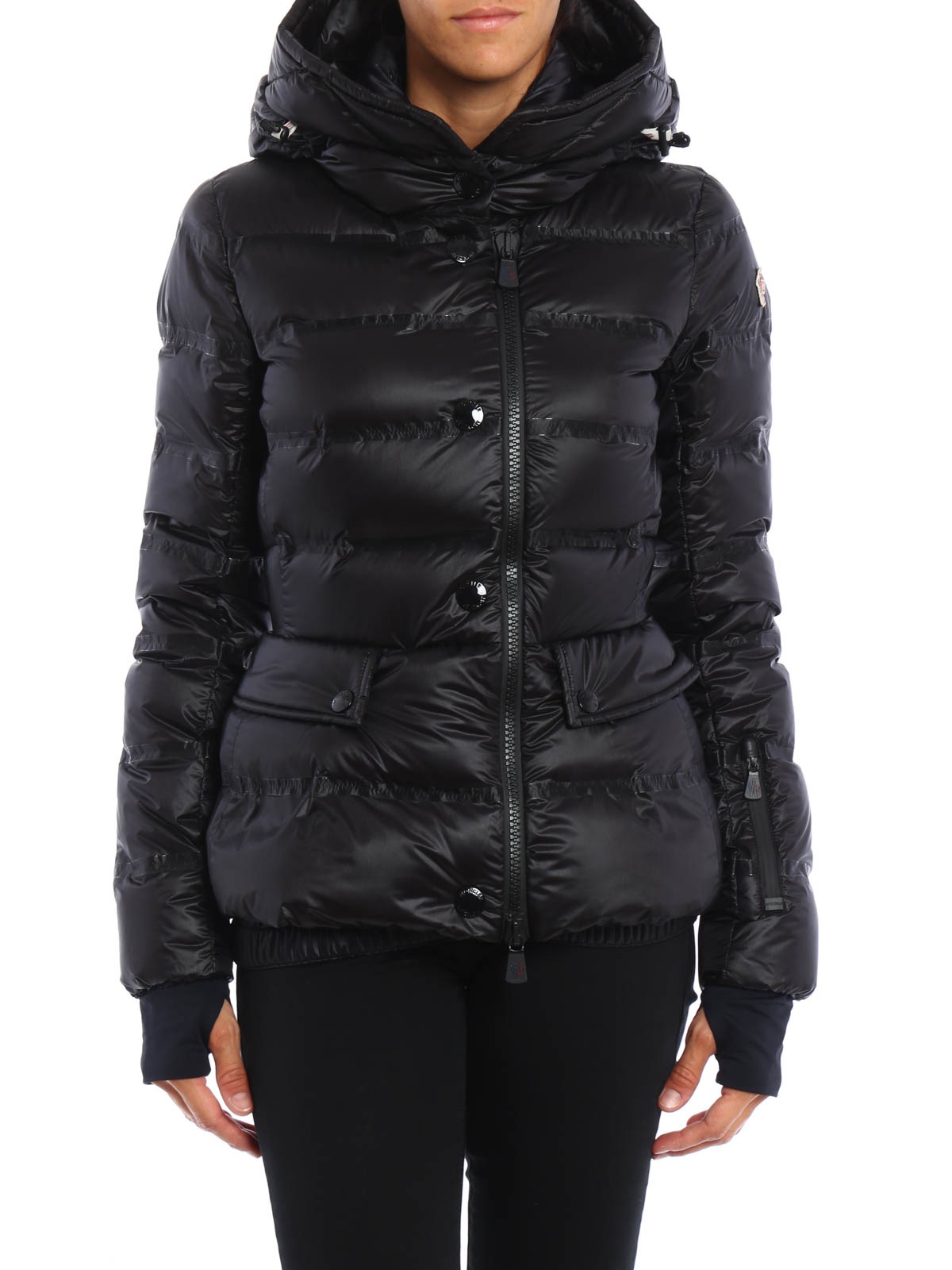 MONCLER GRENOBLE: padded jackets online - Armonique quilted and padded jacket