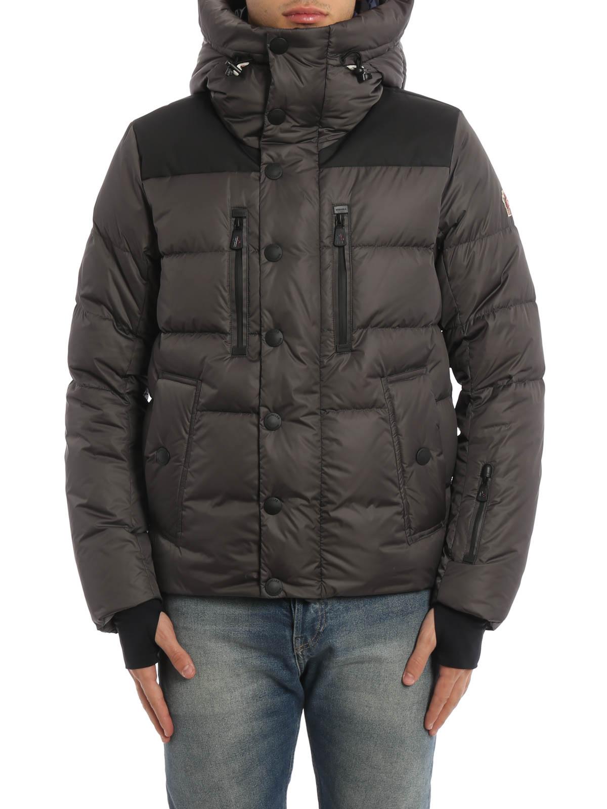 018eab4c1 Moncler Grenoble - Rodenberg hooded padded jacket - padded jackets ...