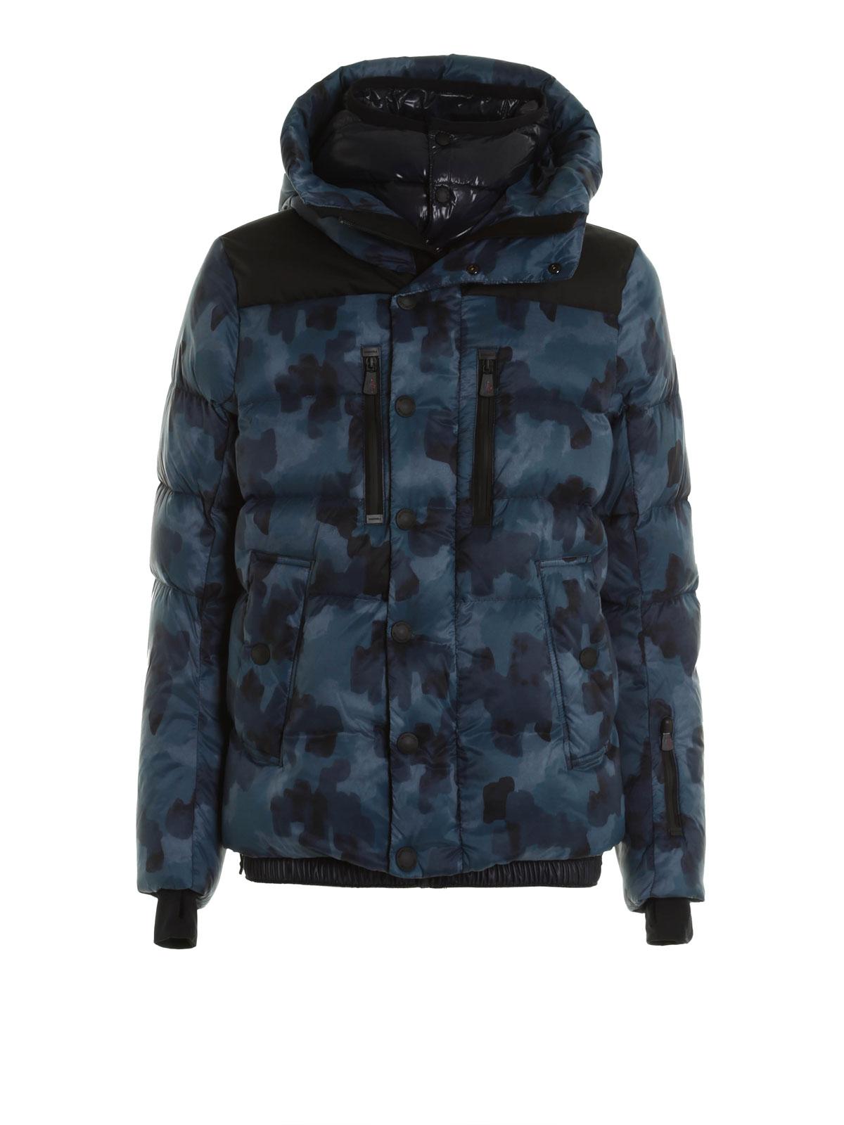 51915076d Moncler Grenoble - Rodenberg padded jacket - padded jackets - B2 097 ...