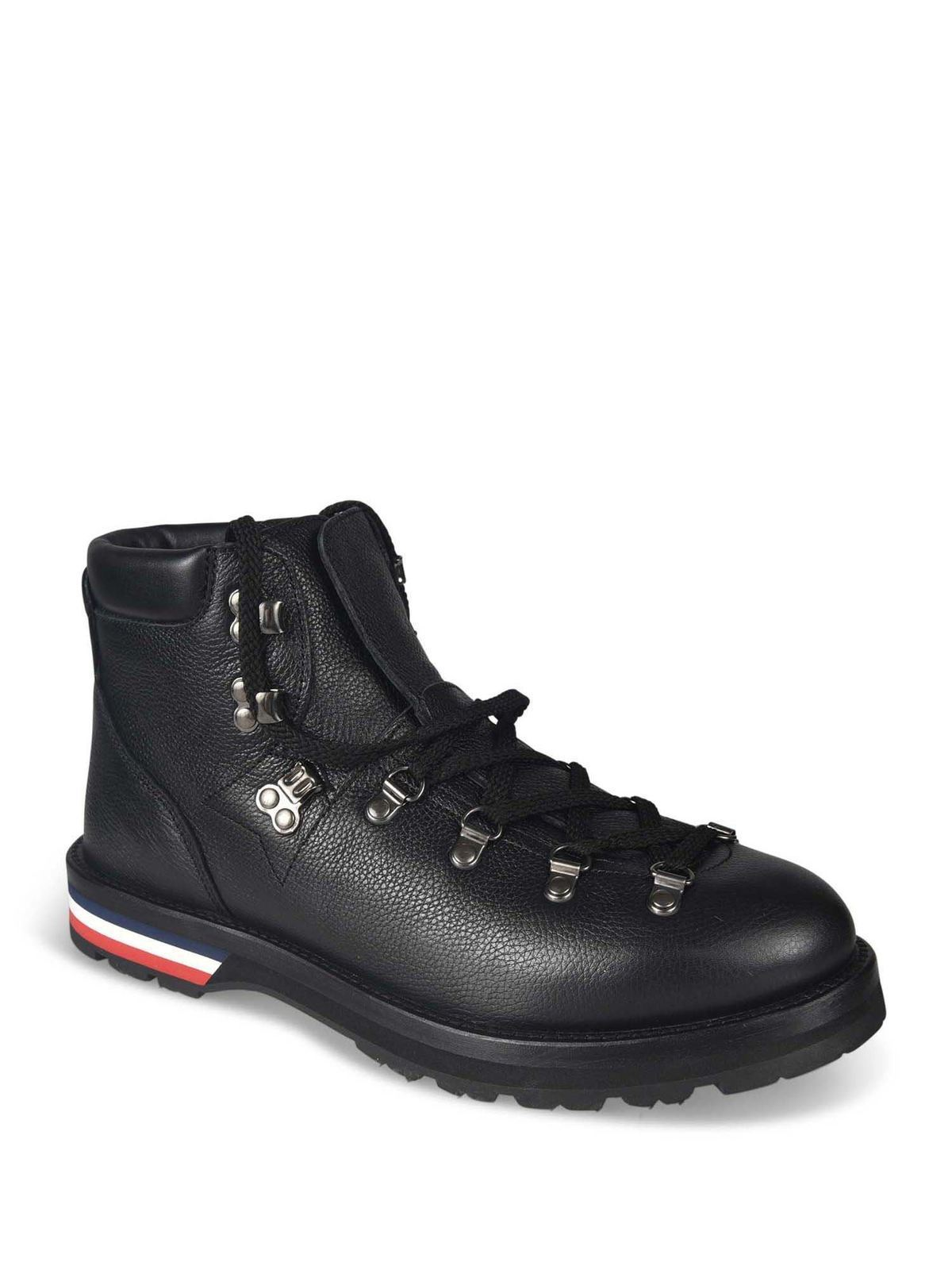 Moncler - Peak ankle boots in black