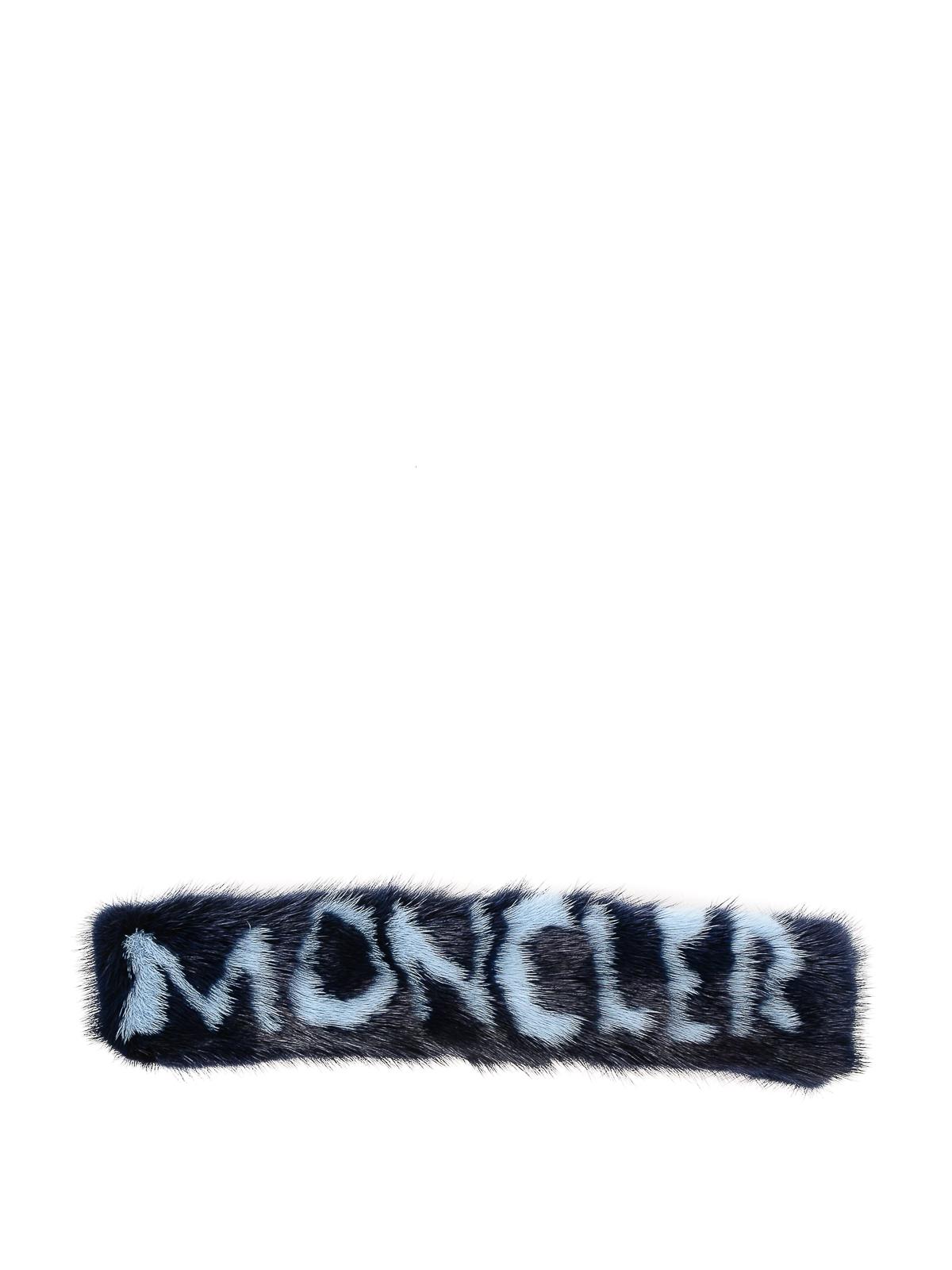 fascia moncler