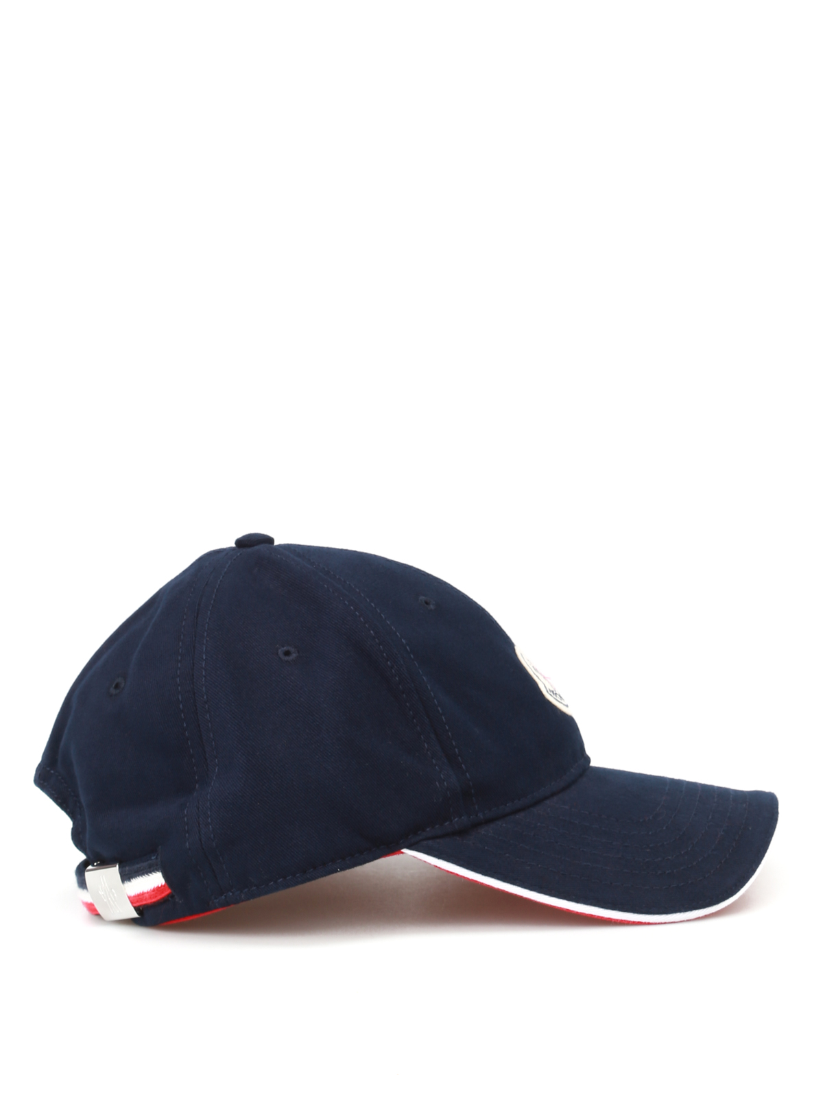 8b940727a57 Moncler - Signature baseball cap - hats   caps - D1 091 0021200 ...