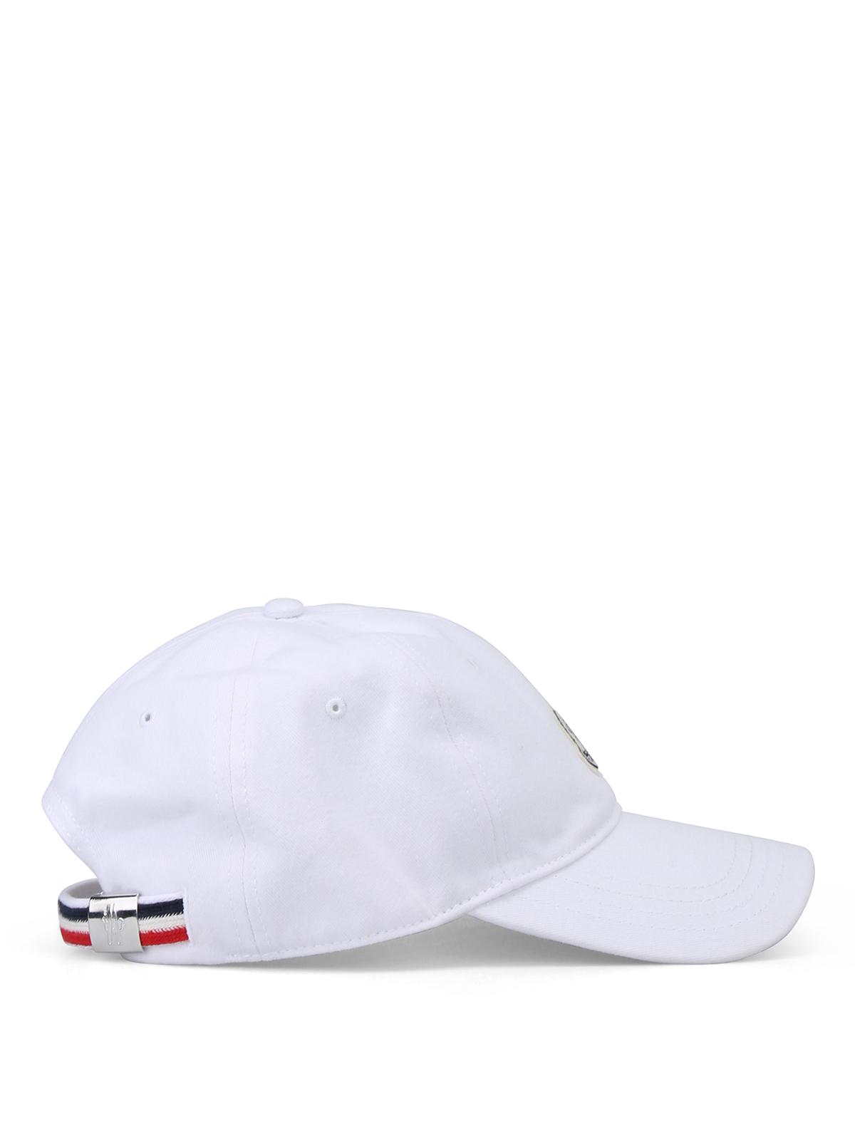 Moncler - Soft cotton baseball cap - hats   caps - D1 091 0020900 ... 5074b94b285