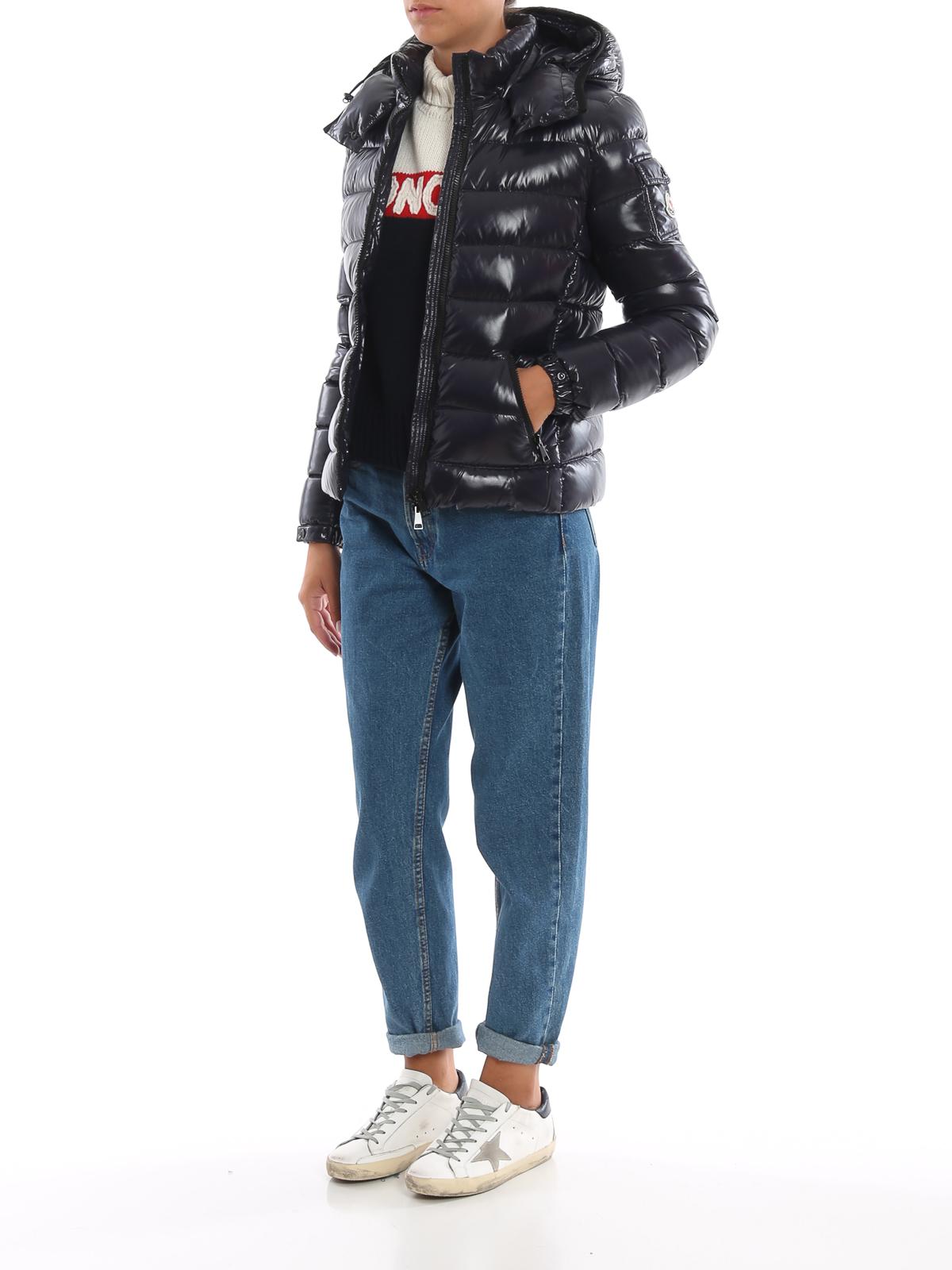 best website f3000 a75b8 Moncler - Piumino Bady blu scuro - giacche imbottite ...