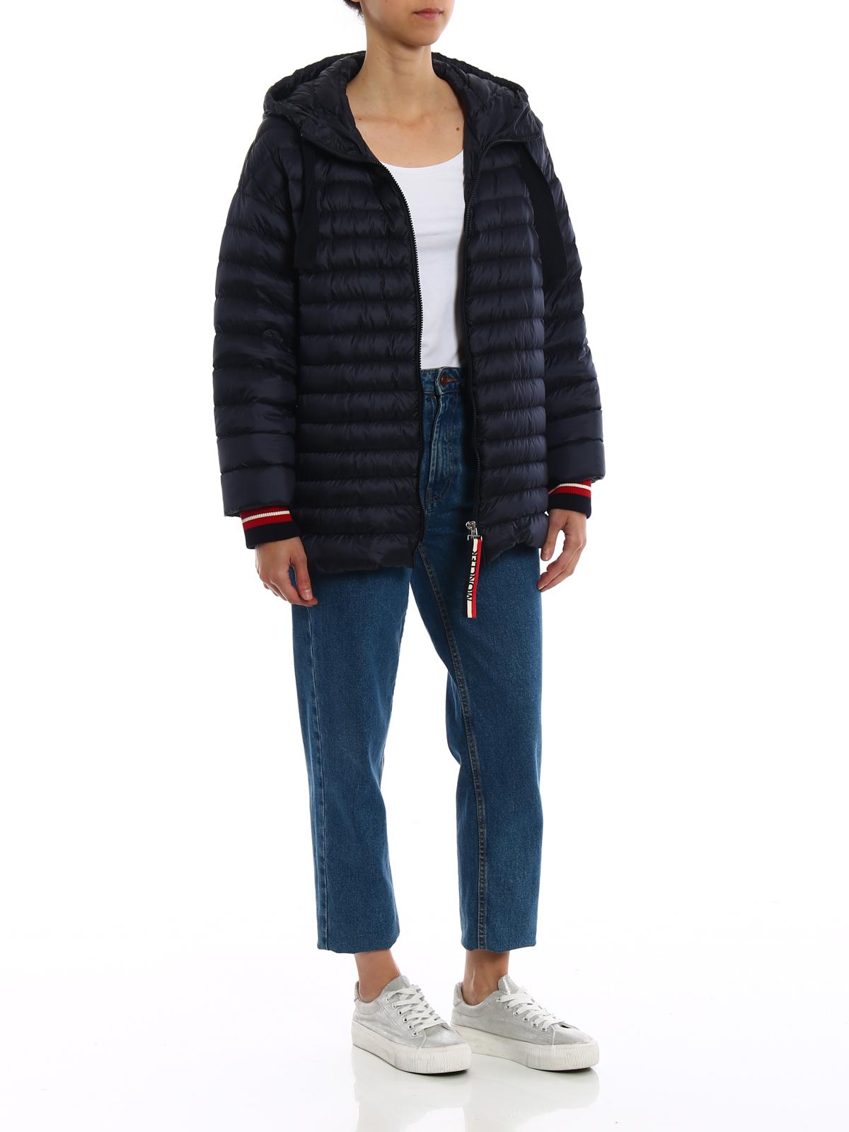d1e4e9af8 Moncler - Benitoite maxi drawstring jacket - padded jackets ...