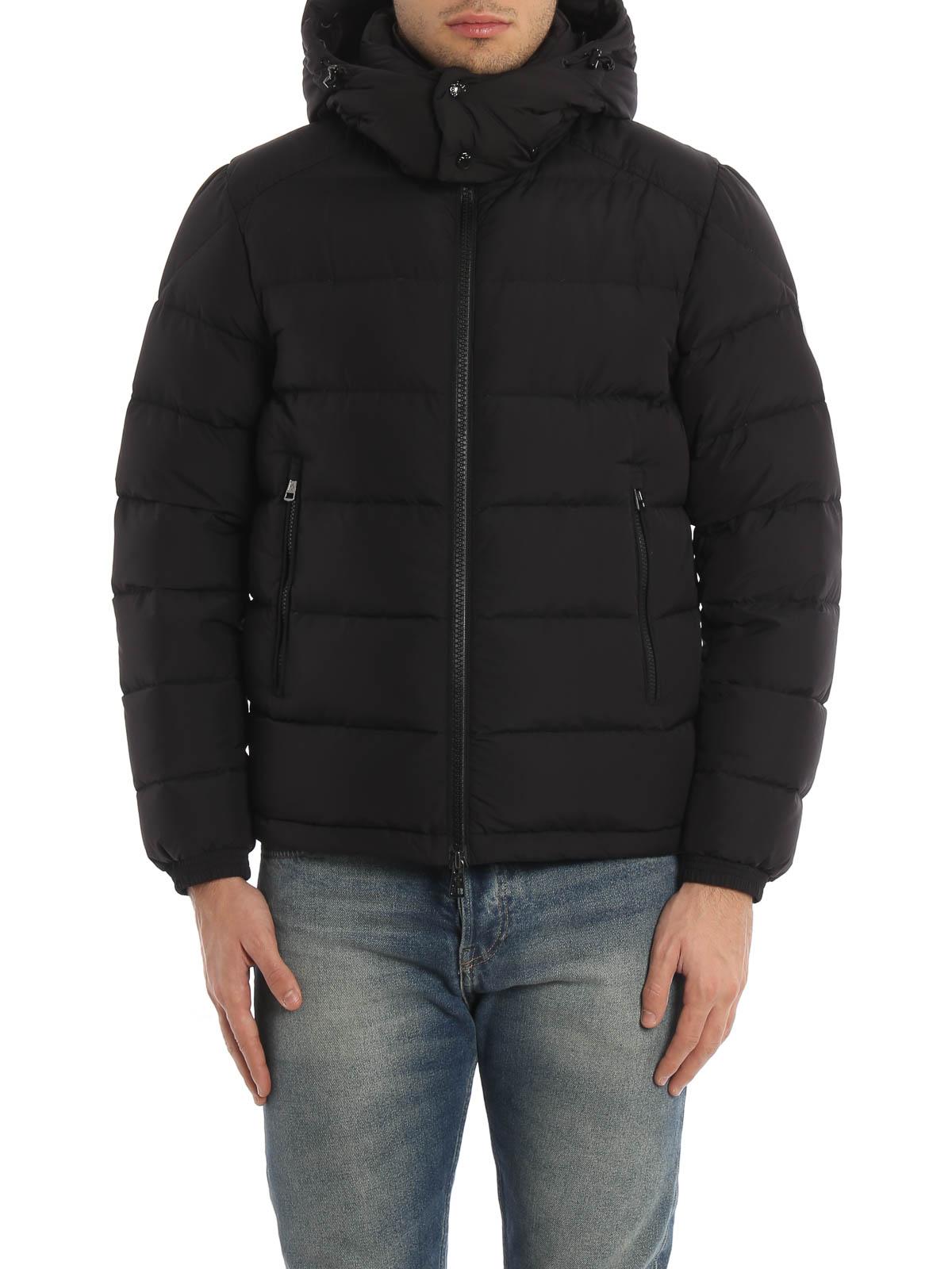 jacket Kurze Moncler Brique padded quilted Daunenjacken SzMUVpqG