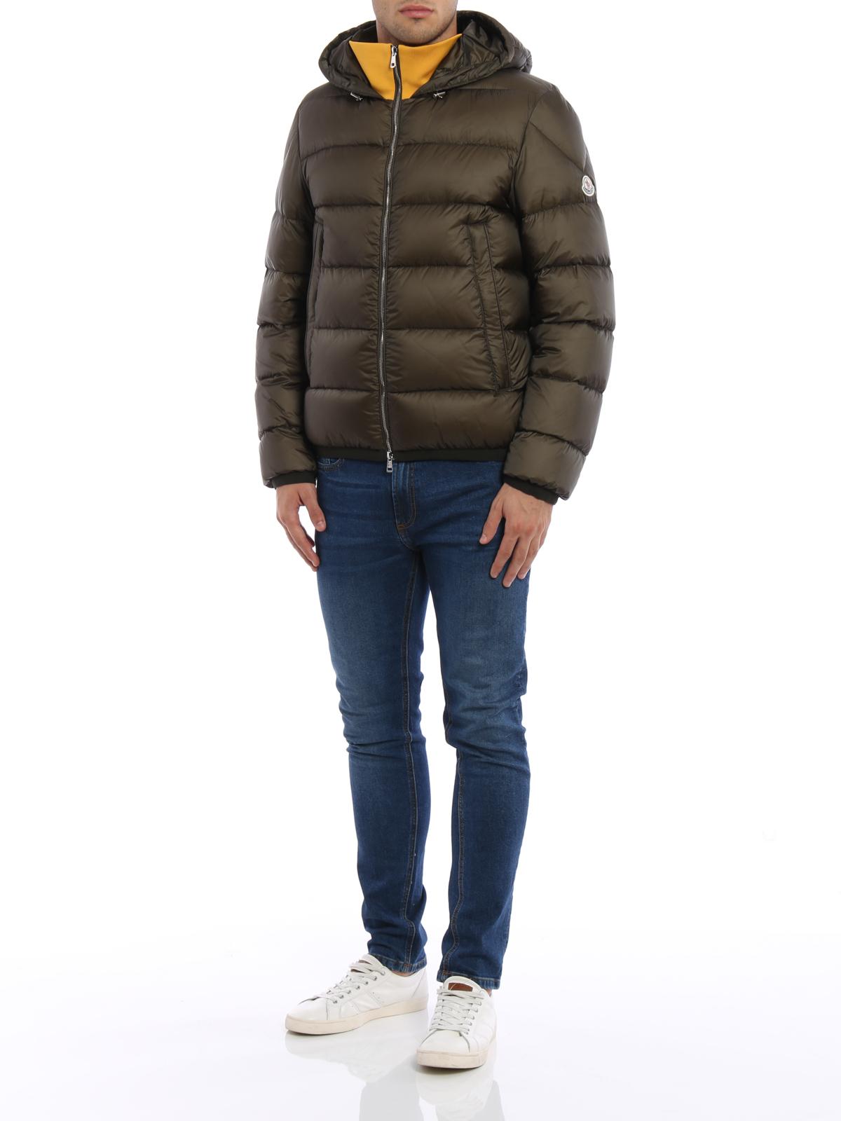 MONCLER: padded jackets online - Clamart padded jacket