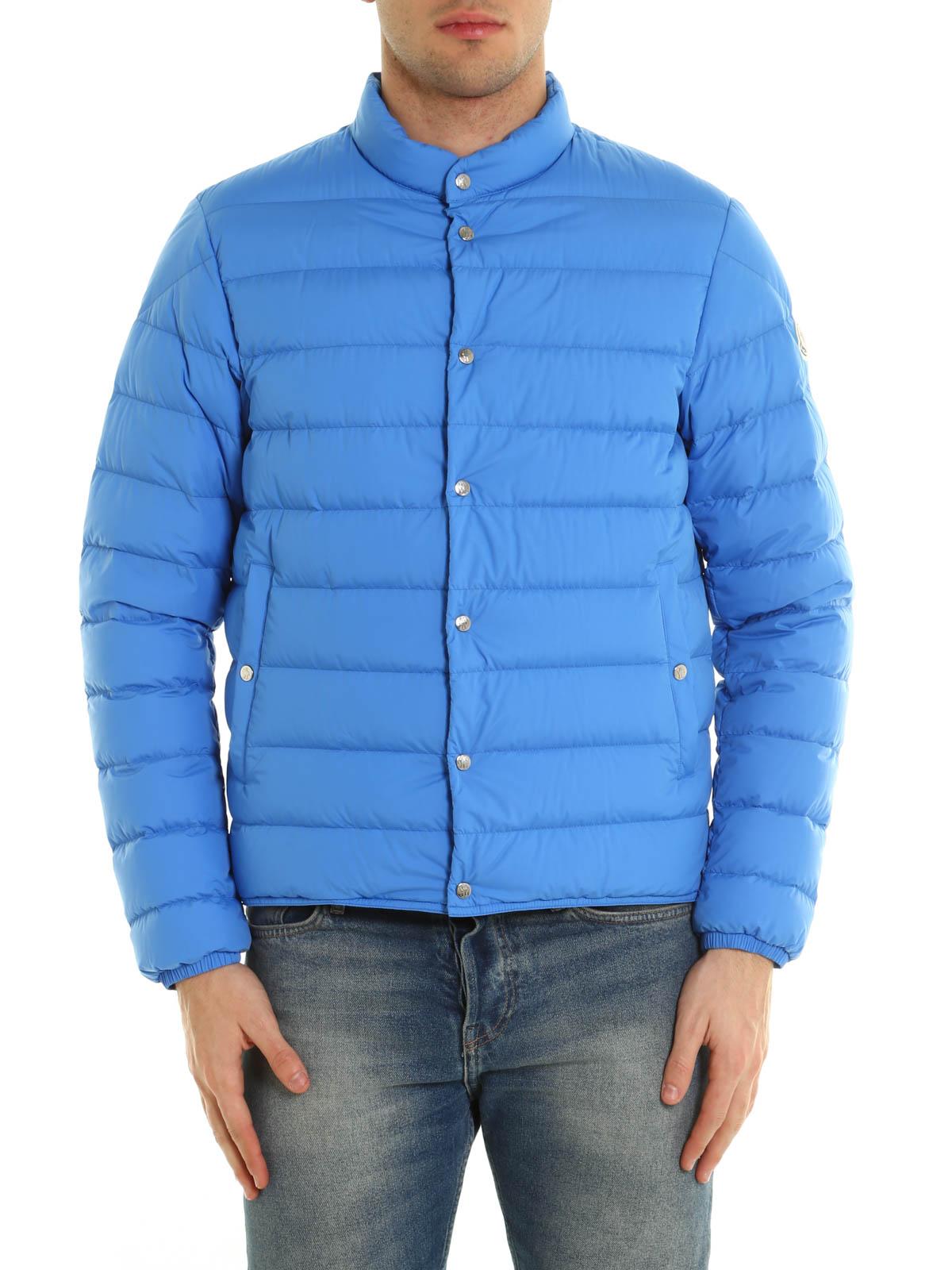 b9b1e178e Moncler - Cyclope crew neck padded jacket - padded jackets - C1 091 ...