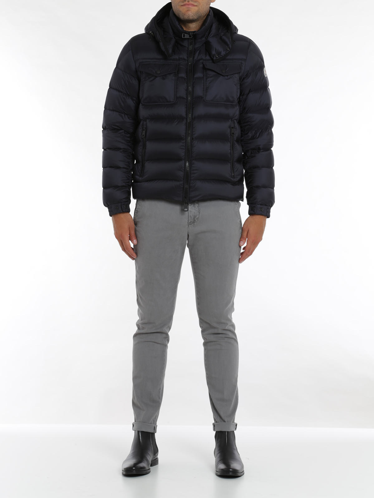 MONCLER: padded jackets online - Edward down jacket