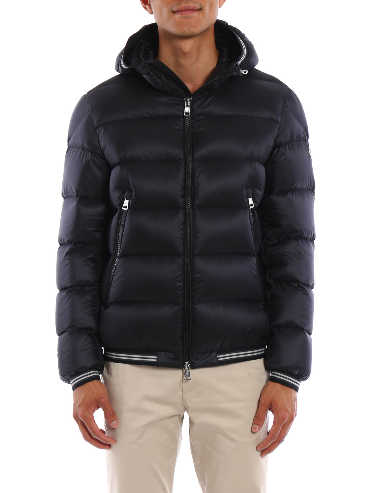 MONCLER: padded jackets online - Jeanbart padded jacket