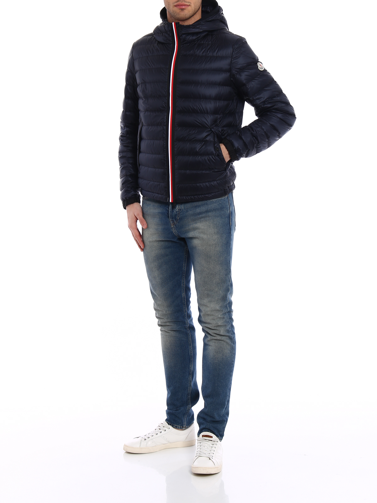 f5a3f2907e92 Moncler - Morvan hooded puffer jacket - padded jackets - D1 091 ...