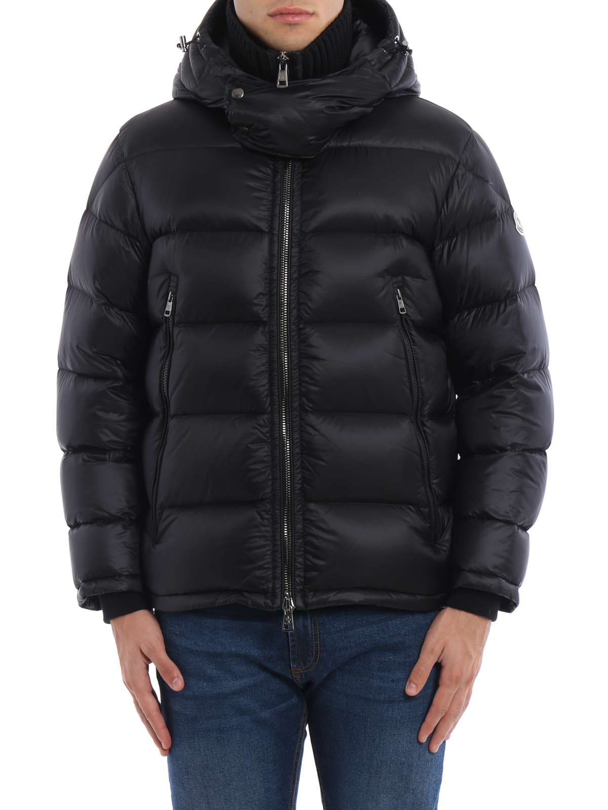 MONCLER: padded jackets online - Pascal padded jacket