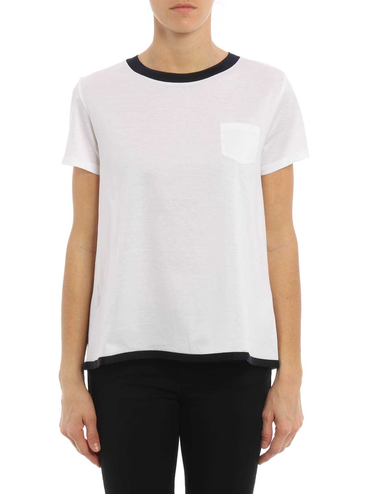 Moncler Camisas blanco