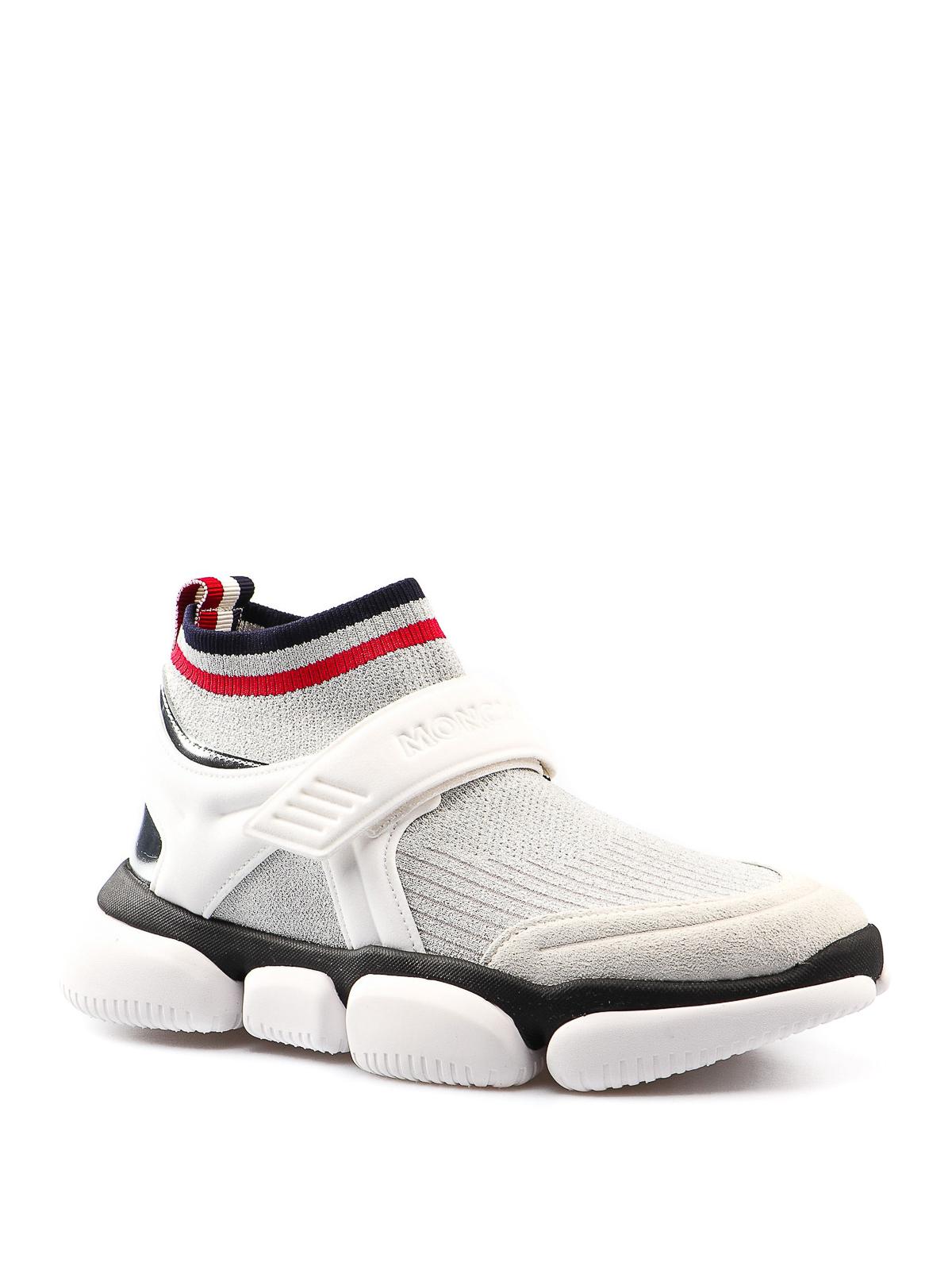 Moncler - Baktha sock sneakers