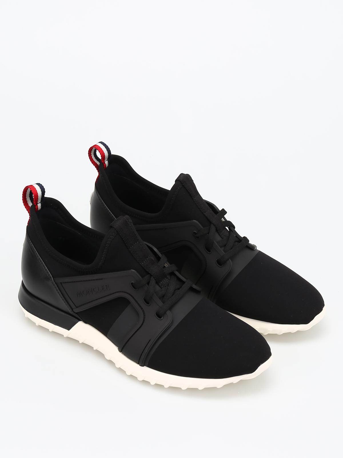 MONCLER: trainers online - Emilien neoprene sneakers