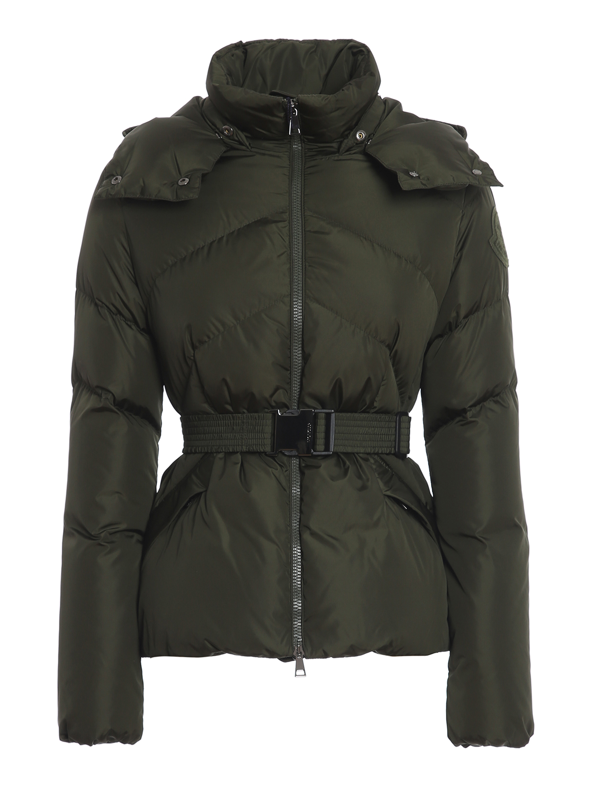 Moncler ALOES BELTED PUFFER JACKET