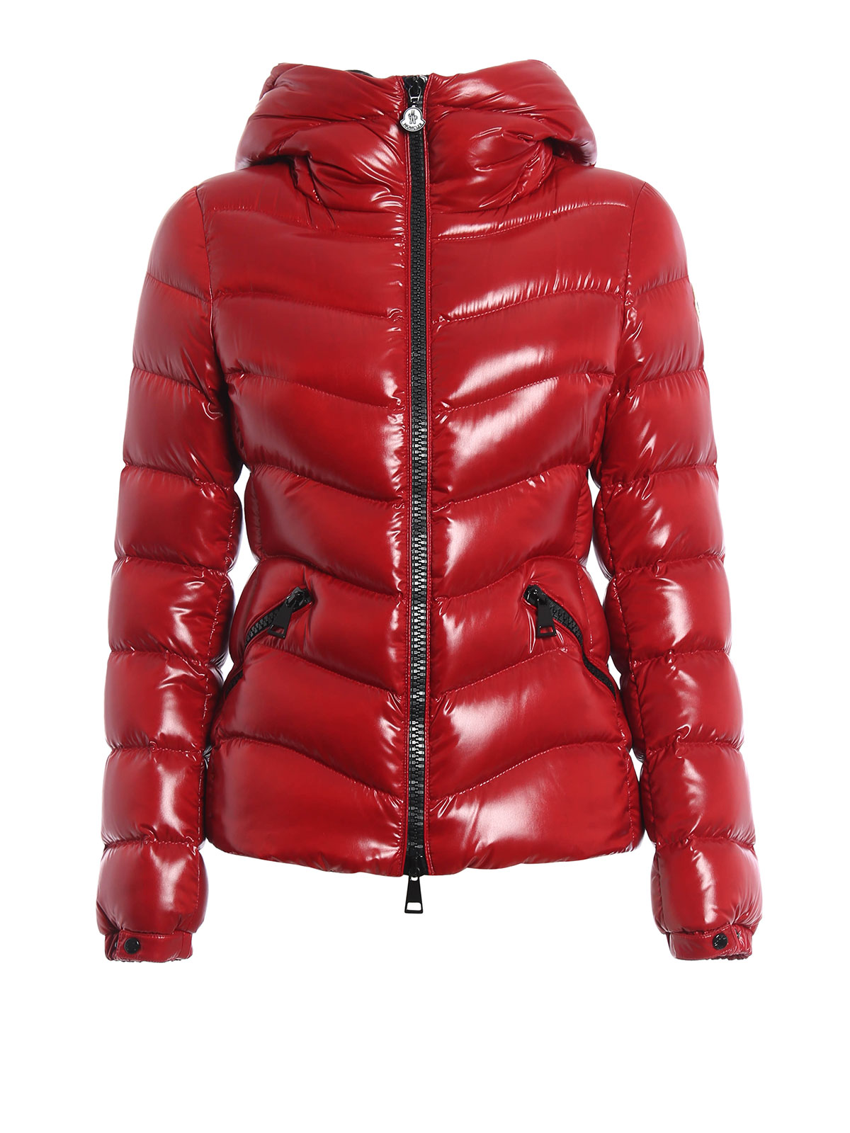 Moncler Anthia hooded down jacket padded jackets B2