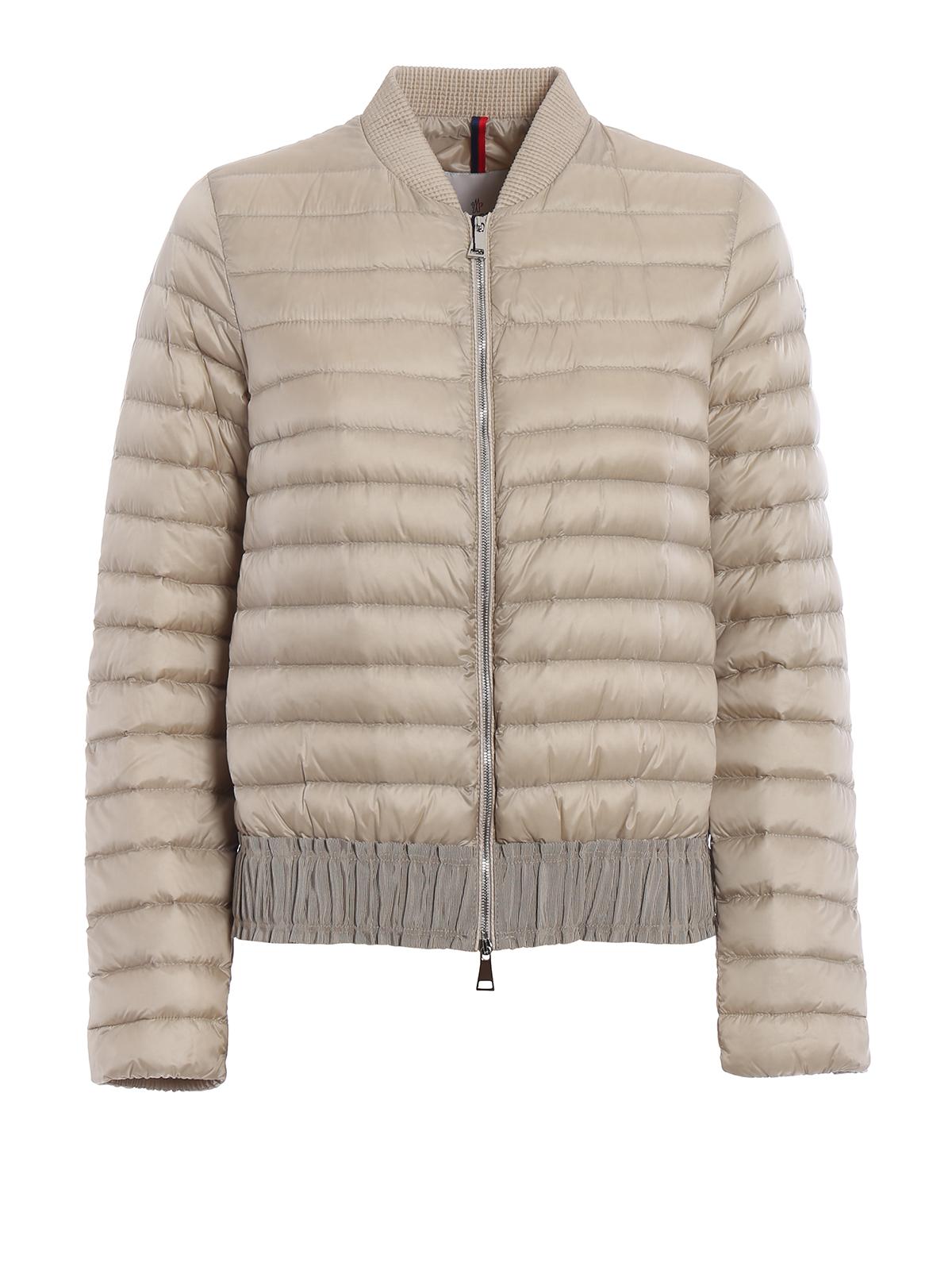 fb6097641 Moncler - Barytine down bomber jacket - padded jackets - D1 093 ...