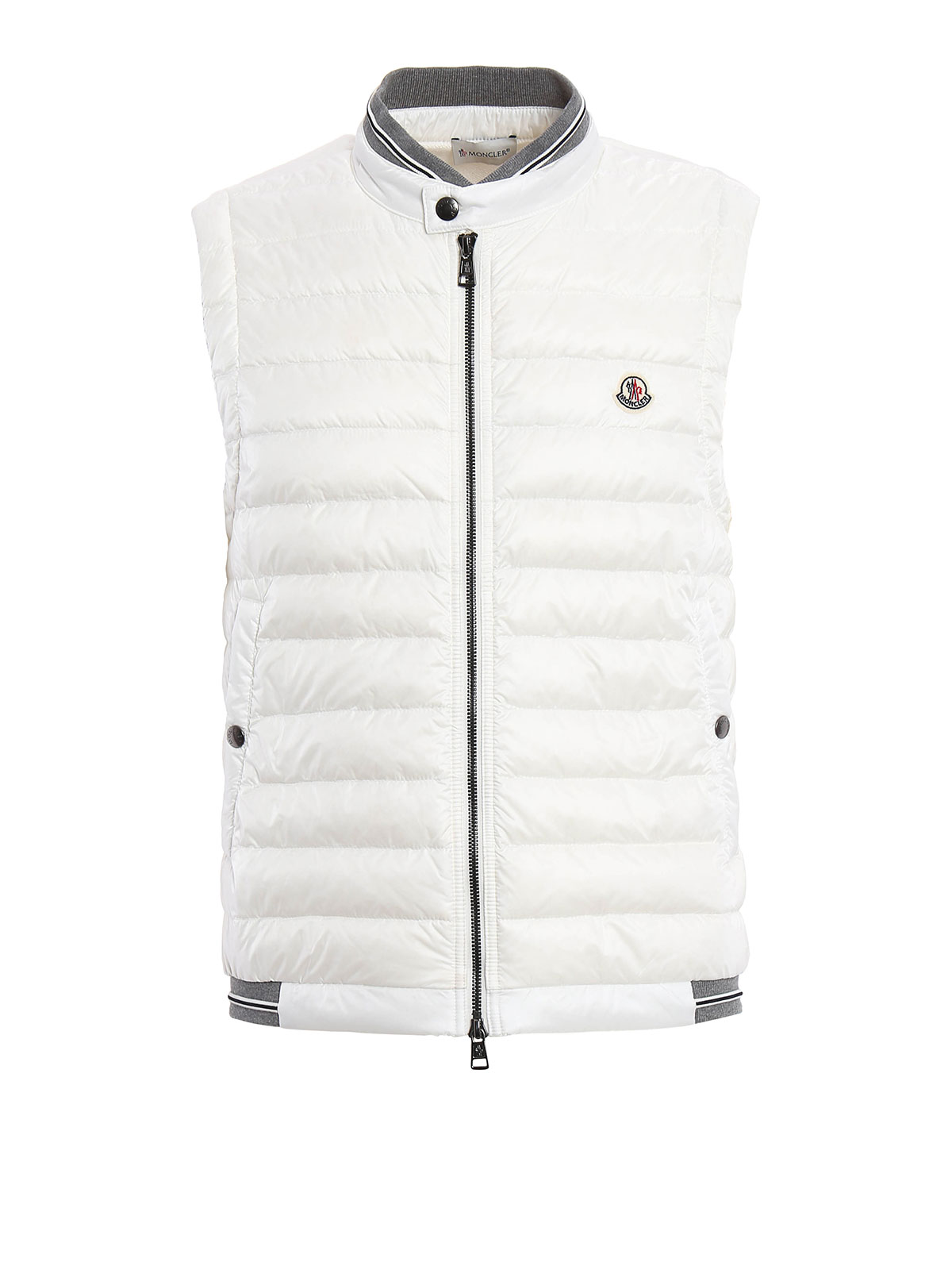 finest selection 2ded6 0a2d5 Moncler - Piumino smanicato - giacche imbottite - B1 091 ...