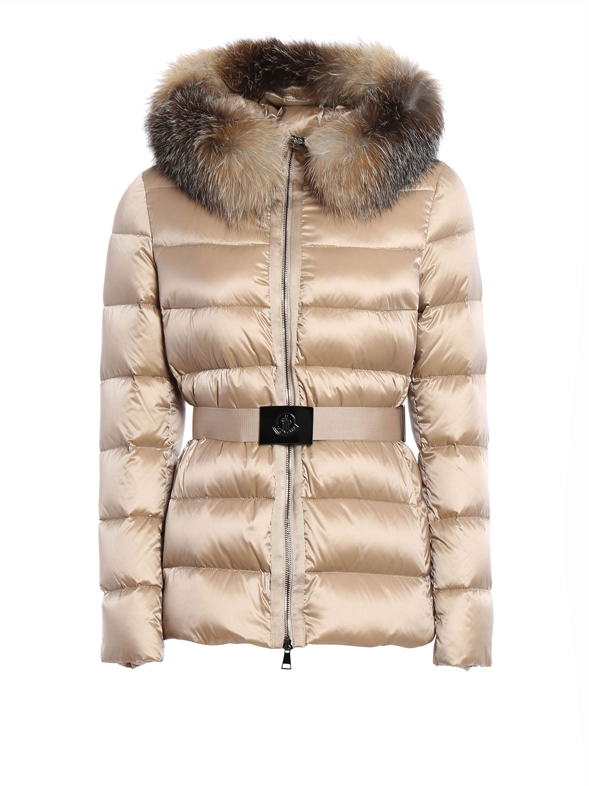 MONCLER: padded jackets - Tatie quilted and padded jacket