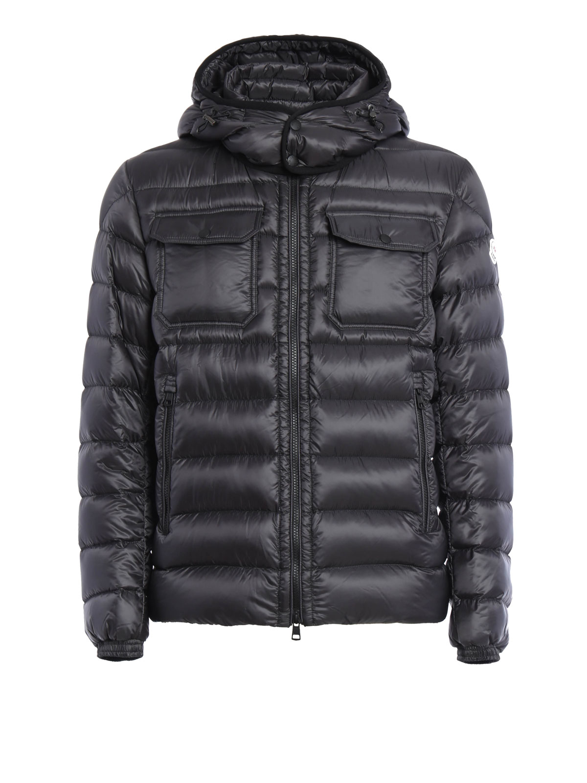 MONCLER: padded jackets - Valence ultralight padded jacket