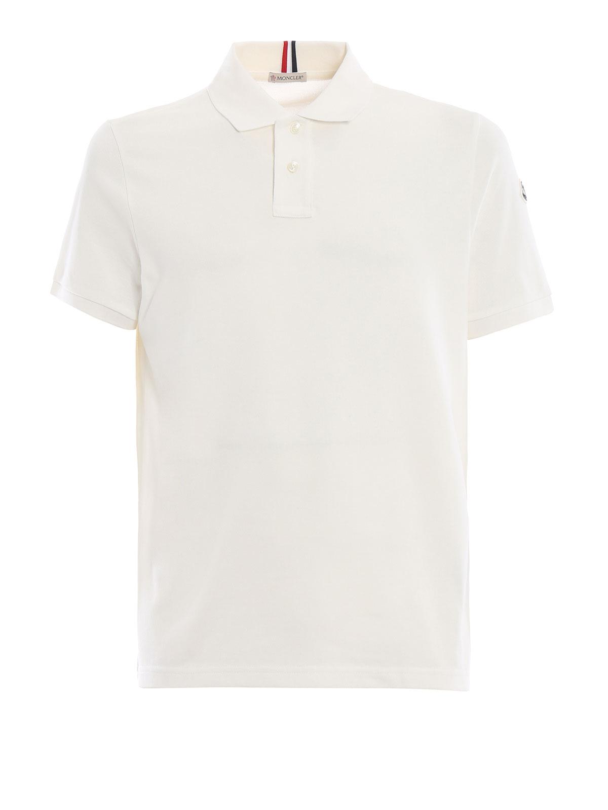 moncler white top