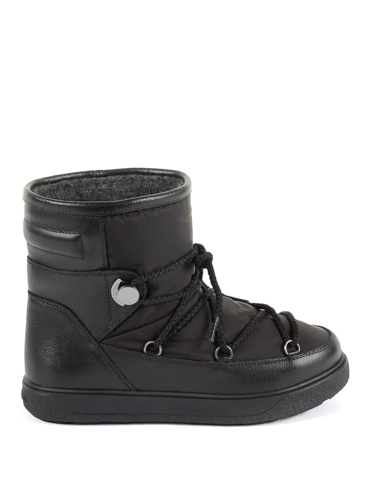 a great variety of models wholesale price 100% authentic Moncler - New Fanny black après-ski boots - snow boots ...