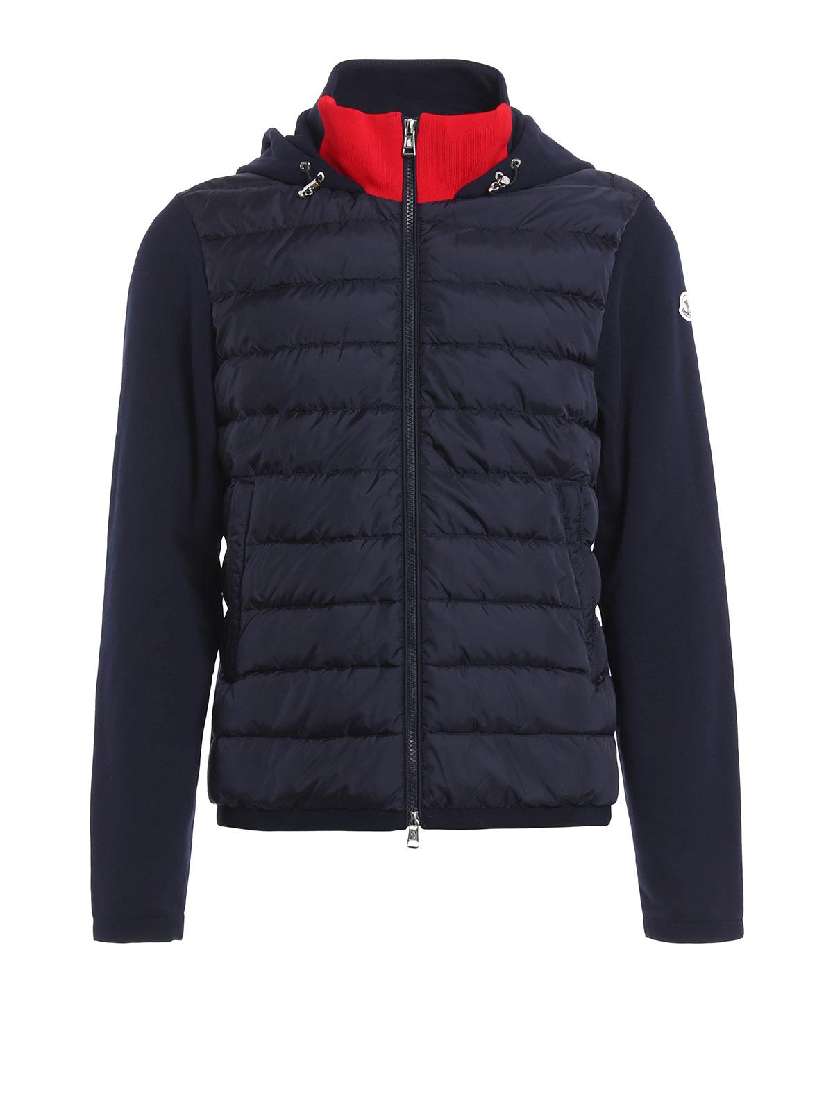 moncler felpa jacket