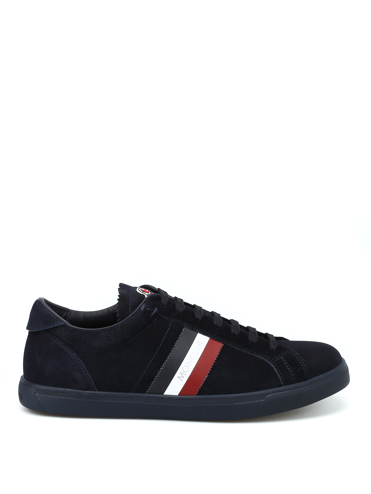 moncler trainers blue