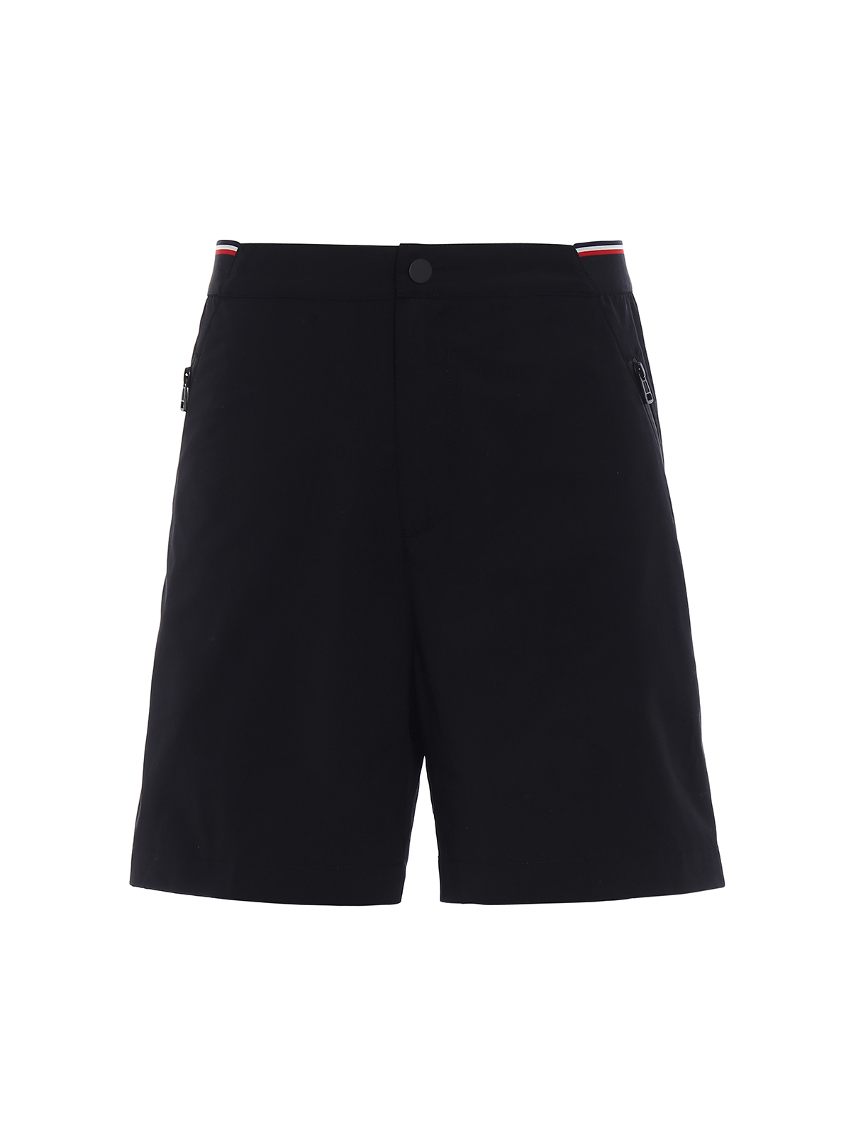 MONCLER: Trousers Shorts - Cotton shorts