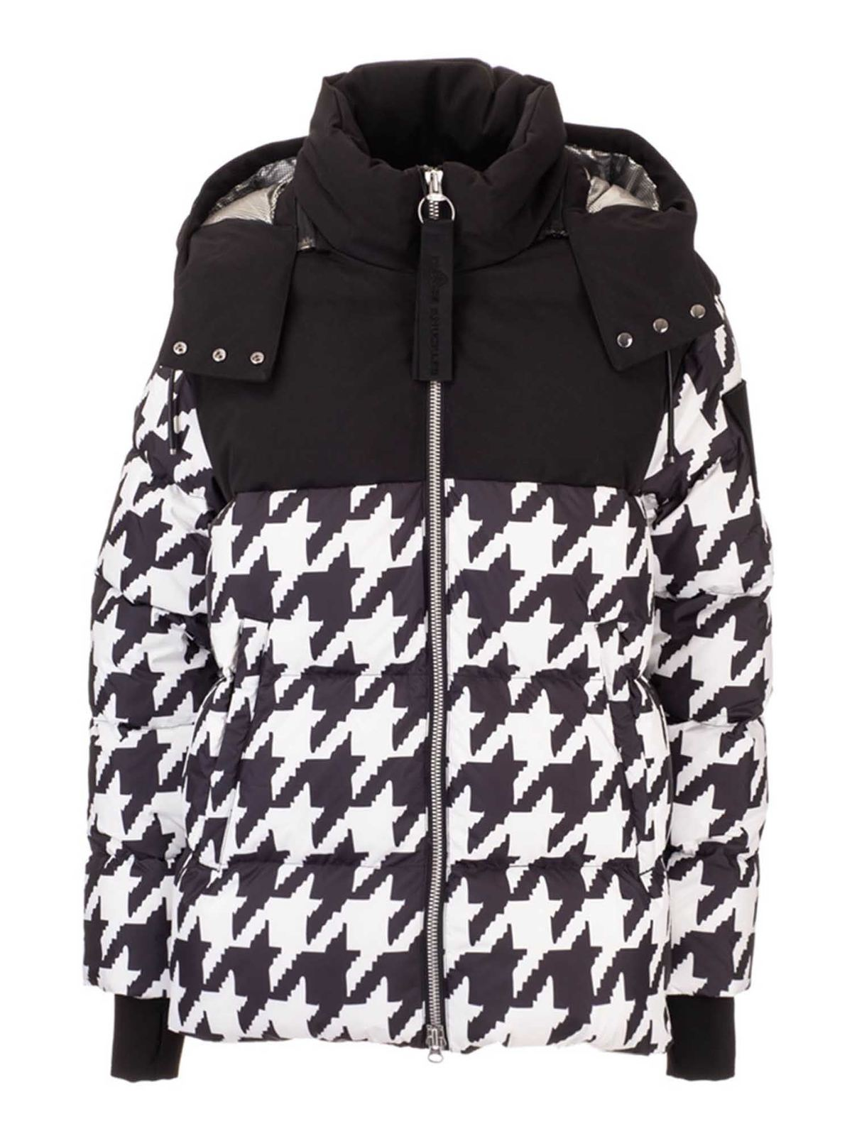 Moose Knuckles TYRRELL PUFFER DOWN JACKET IN BLACK