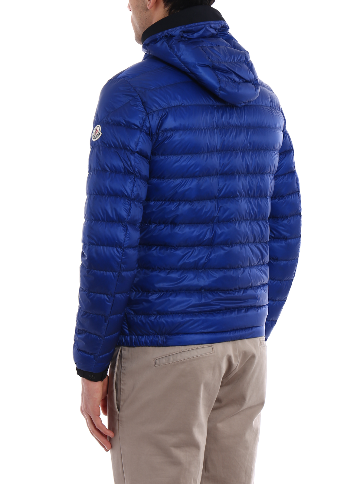 Moncler Morvan hooded down jacket padded jackets D1