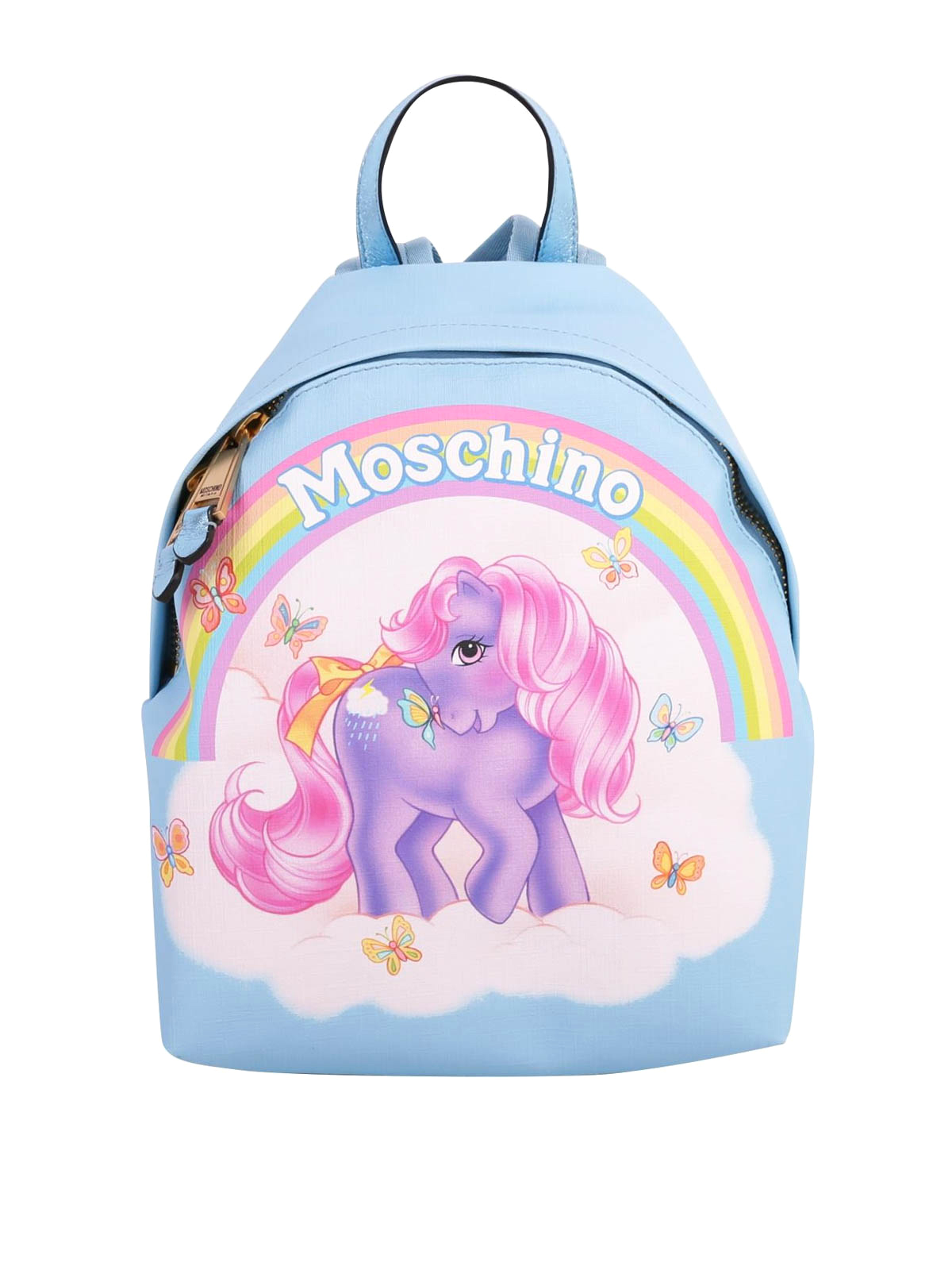 Moschino Sac à dos My Little Pony ugh4nqDIxE