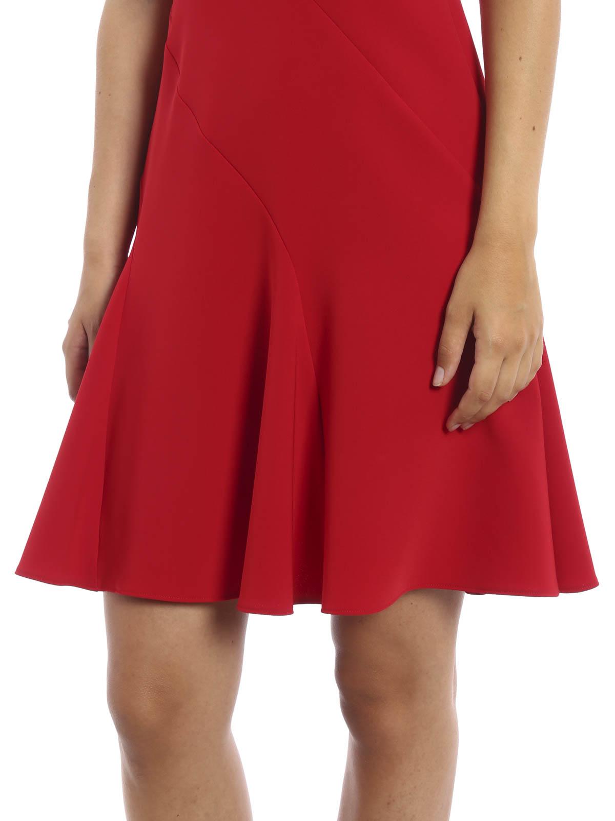 Cocktailkleid - Rot von Moschino Boutique - Cocktailkleider | iKRIX