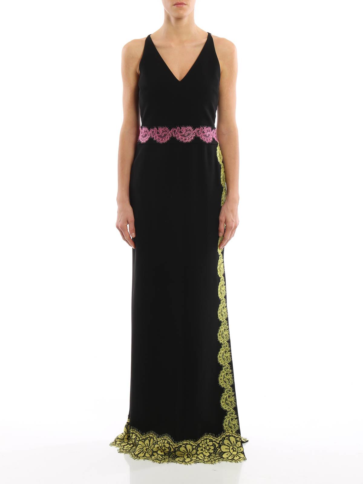 Boutique Noir Moschino Robe 44511241555 Soirée De Robes c315uFJlKT