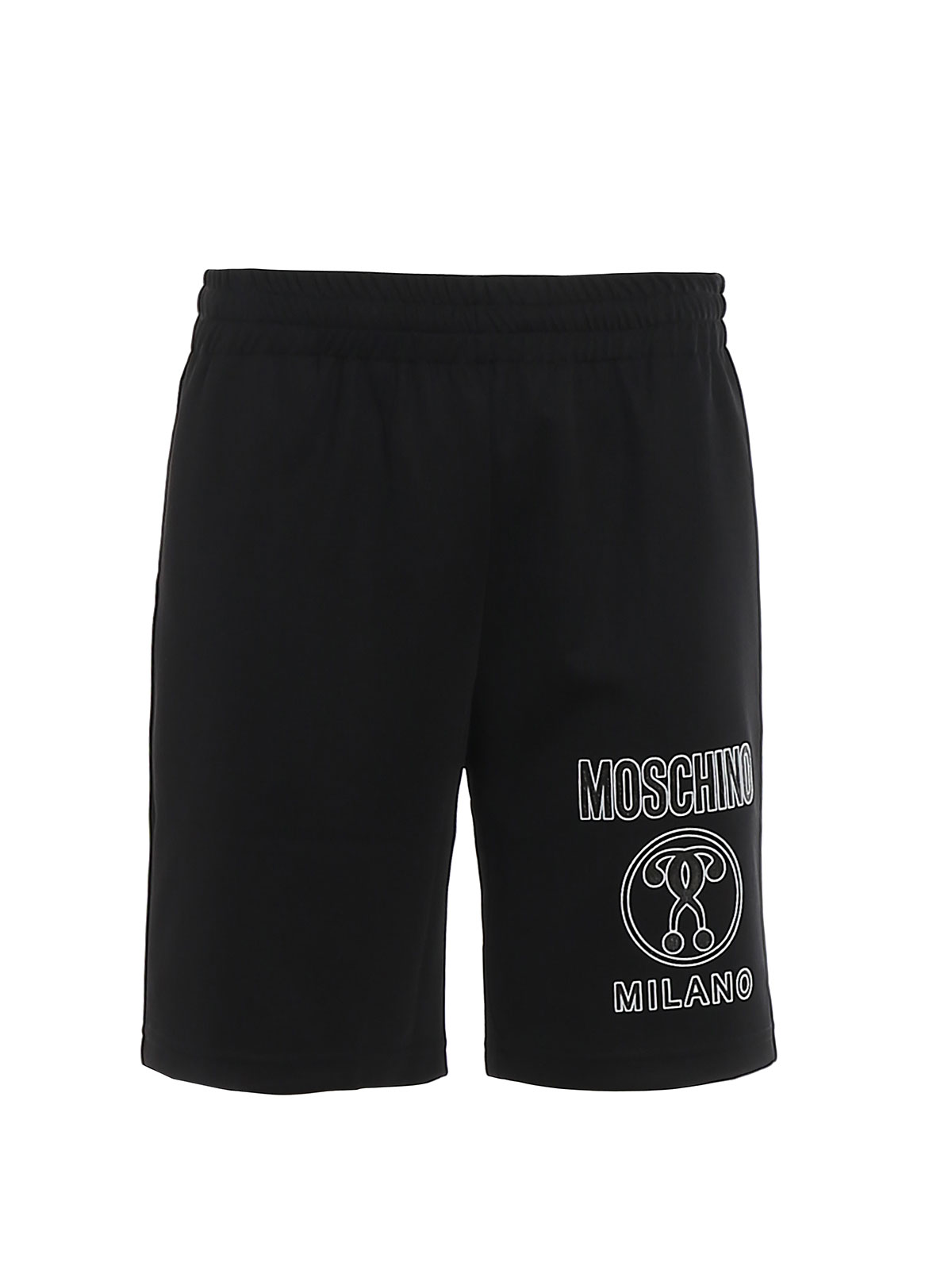Moschino COTTON SPORTY SHORT PANTS