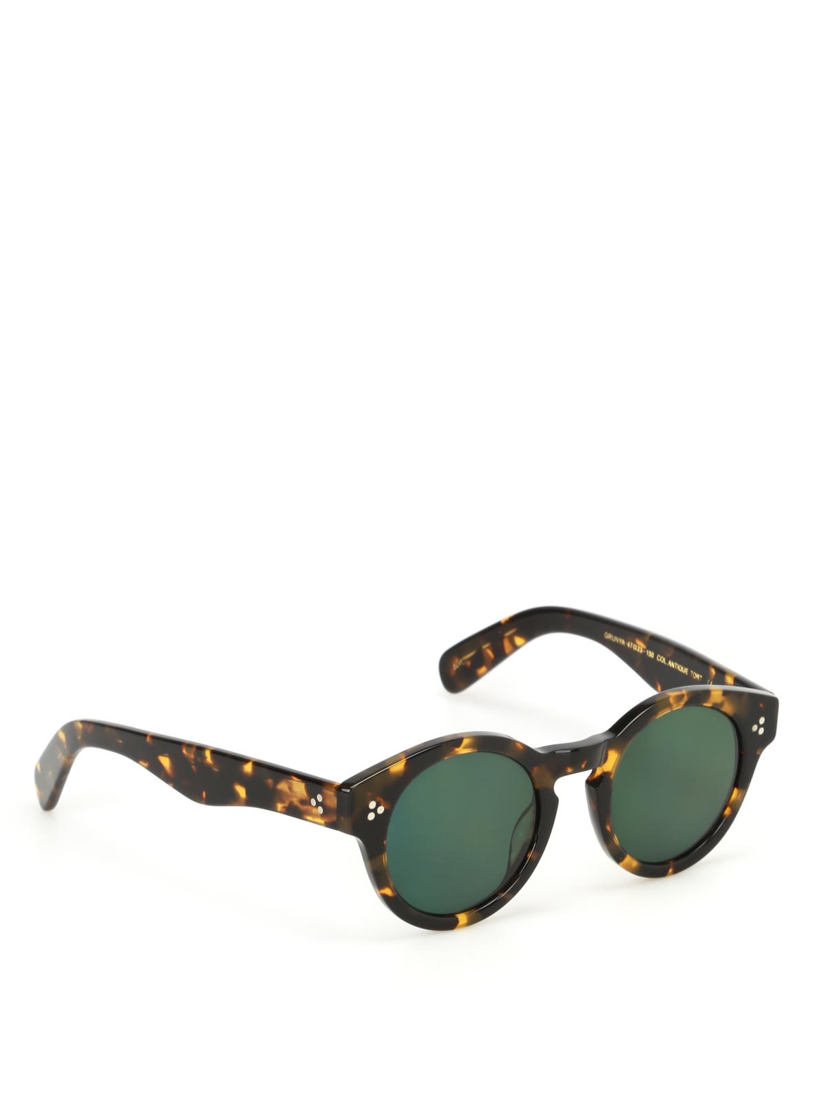 db6fa75108d Moscot grunya tortoise frame sunglasses grunyahavana jpg 1200x1600 Moscot  grunya sunglasses