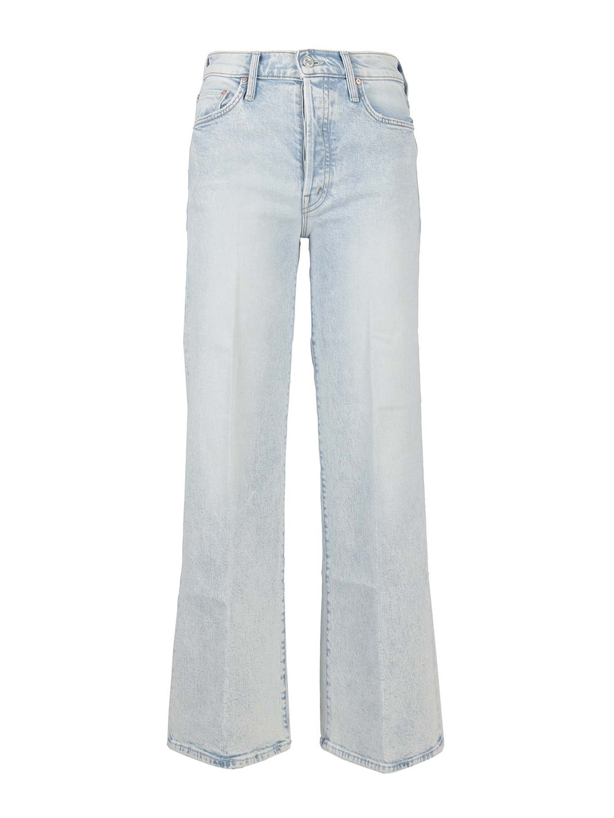 Mother FADED DENIM JEANS