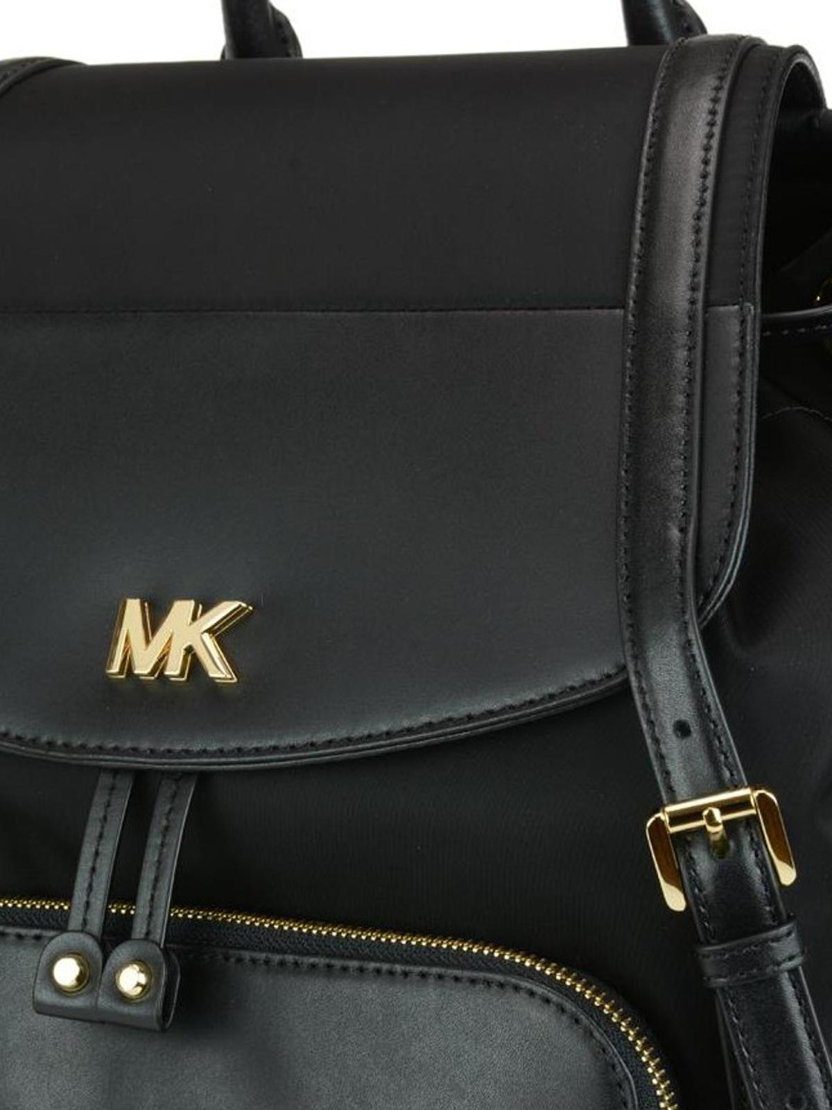 3da3d9987ce4 Michael Kors - Mott L black nylon diaper backpack - کوله پشتی ...