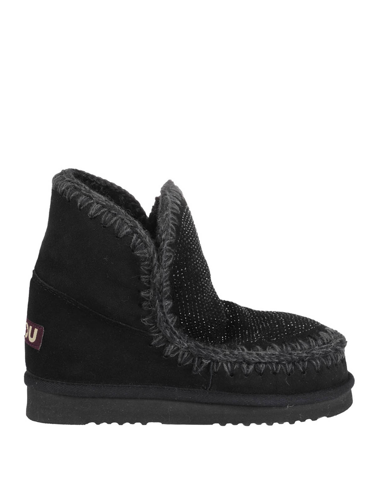 Mou ESKIMO18 EMBELLISHED BOOTIES