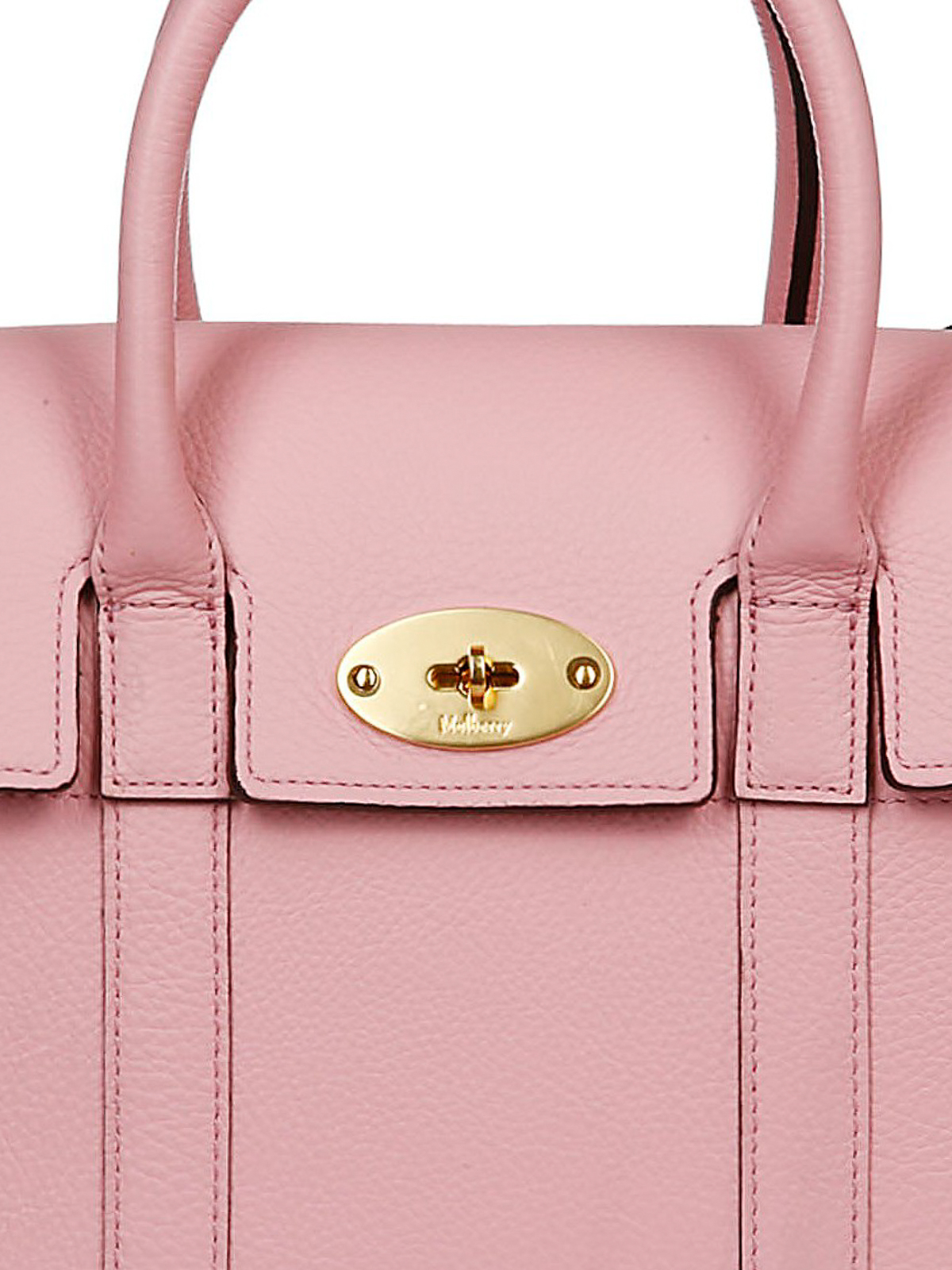 045b99b2d24 Mulberry - Bayswater sorbet pink leather small bag - totes bags ...
