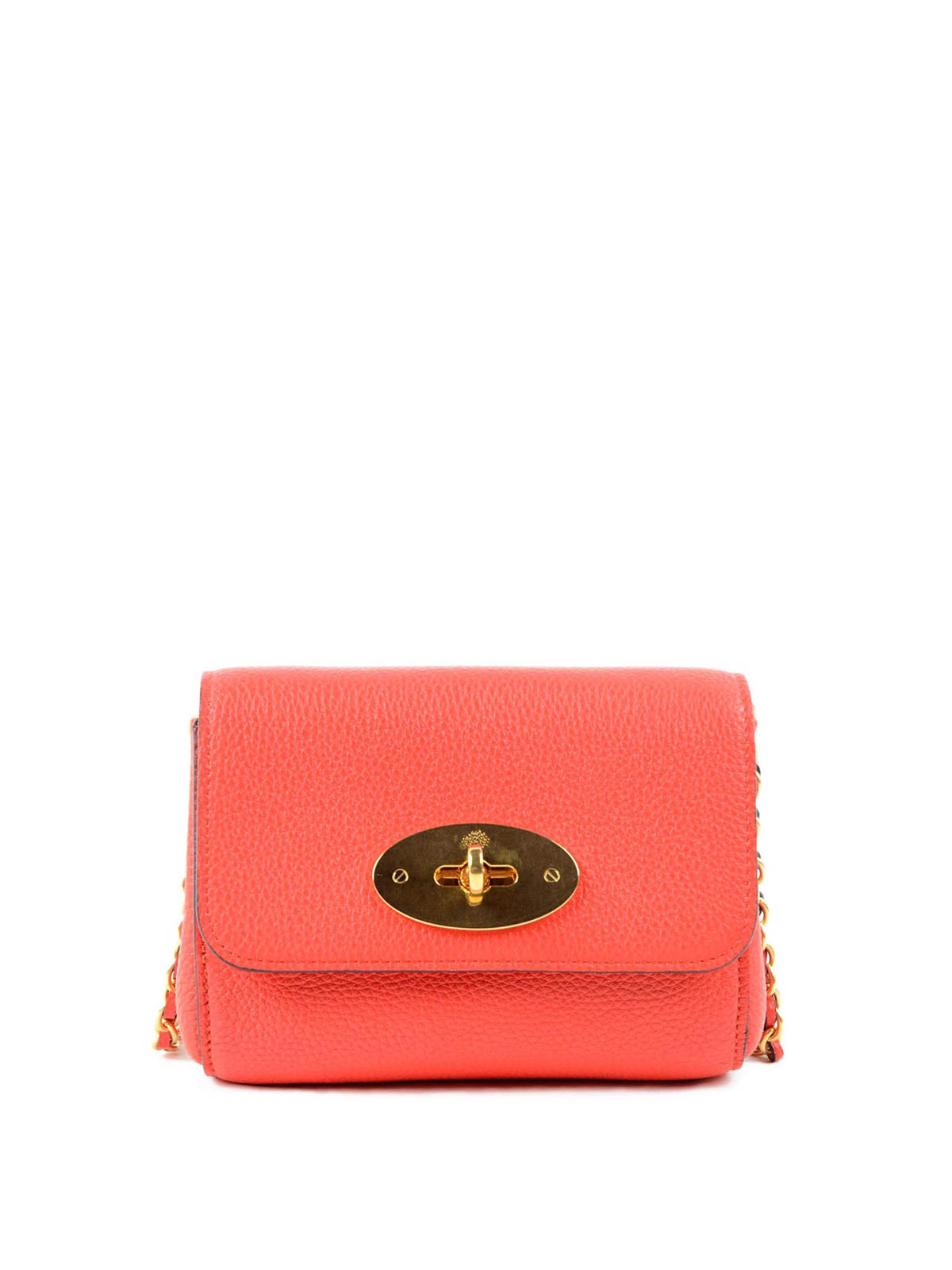 Mulberry - Lily leather mini crossbody bag - cross body bags ... 8a8fade386be6